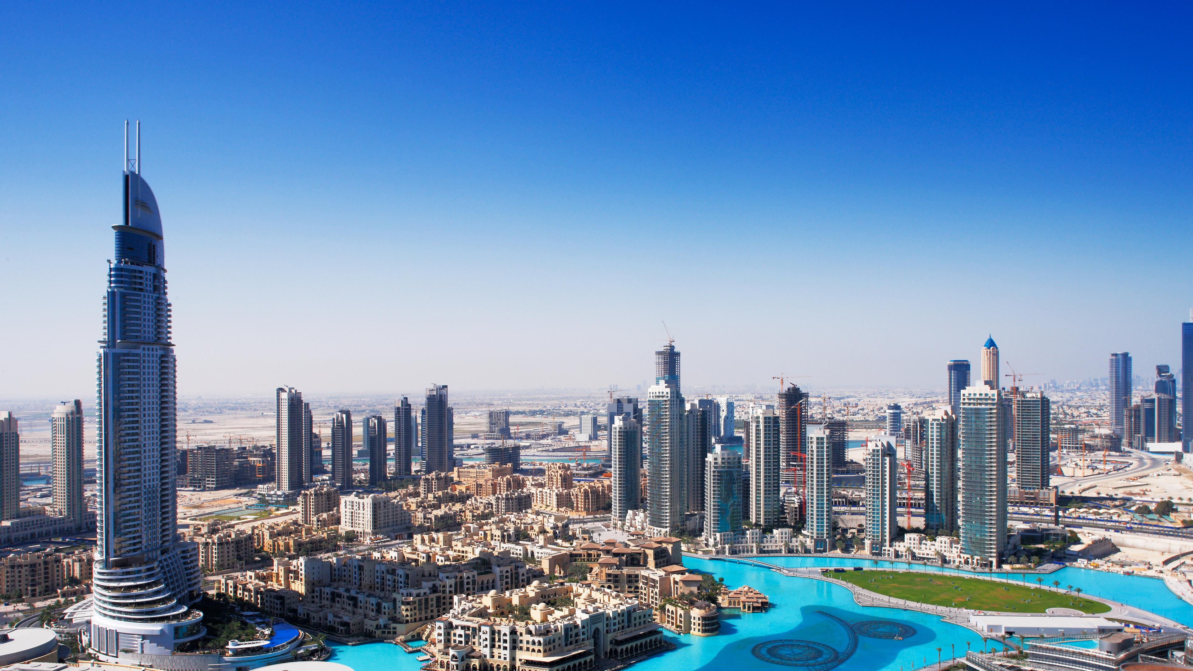 Dubai 4K Wallpaper 3840×2160