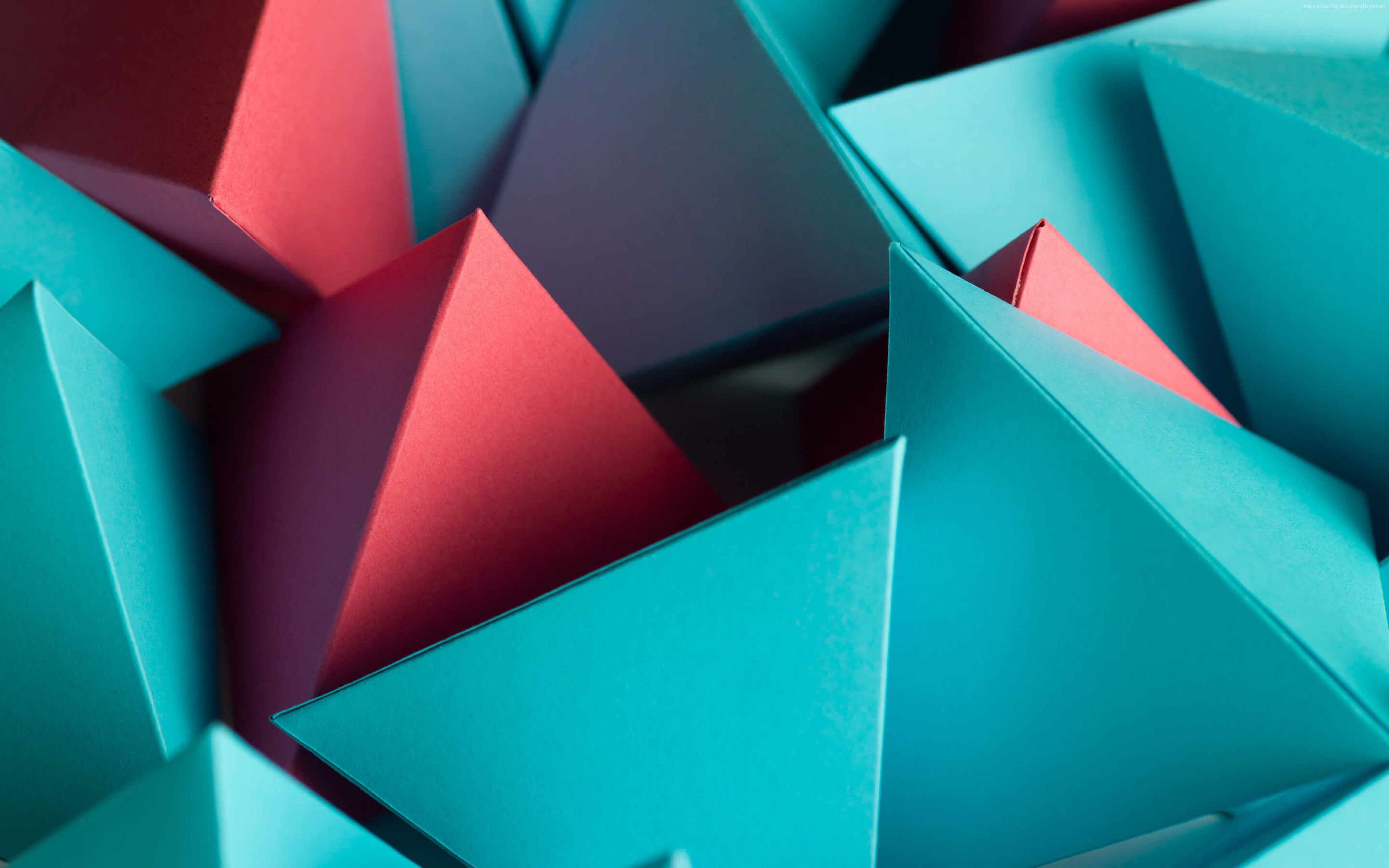 Wallpaper triangle, 3D, 4k, Abstract, hd walepaper, free wallpaper