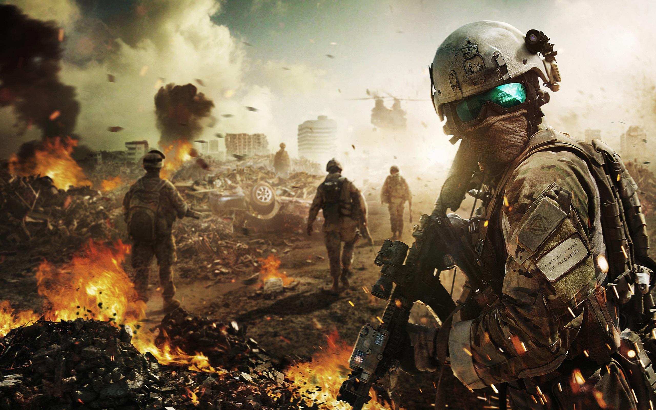 Battlefield Soldier HD desktop wallpaper,game wallpaper 4k