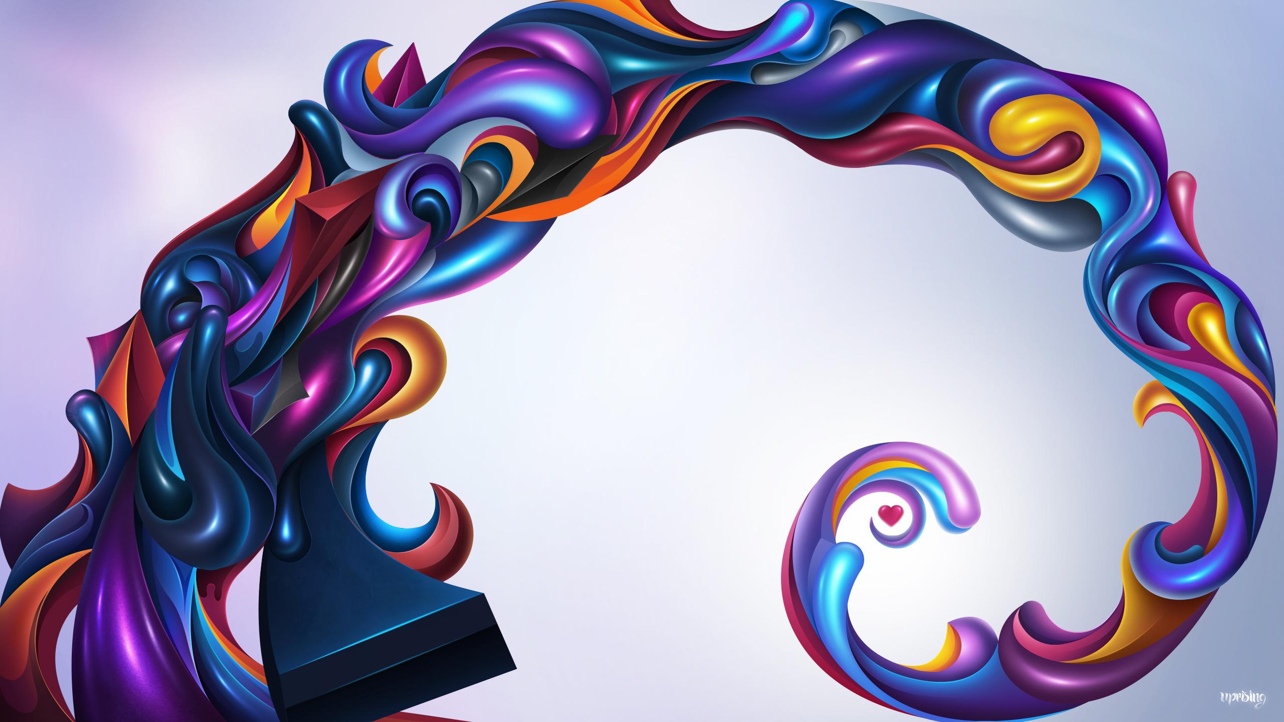Golden ratio Spiral Wallpaper Download - High Resolution 4K