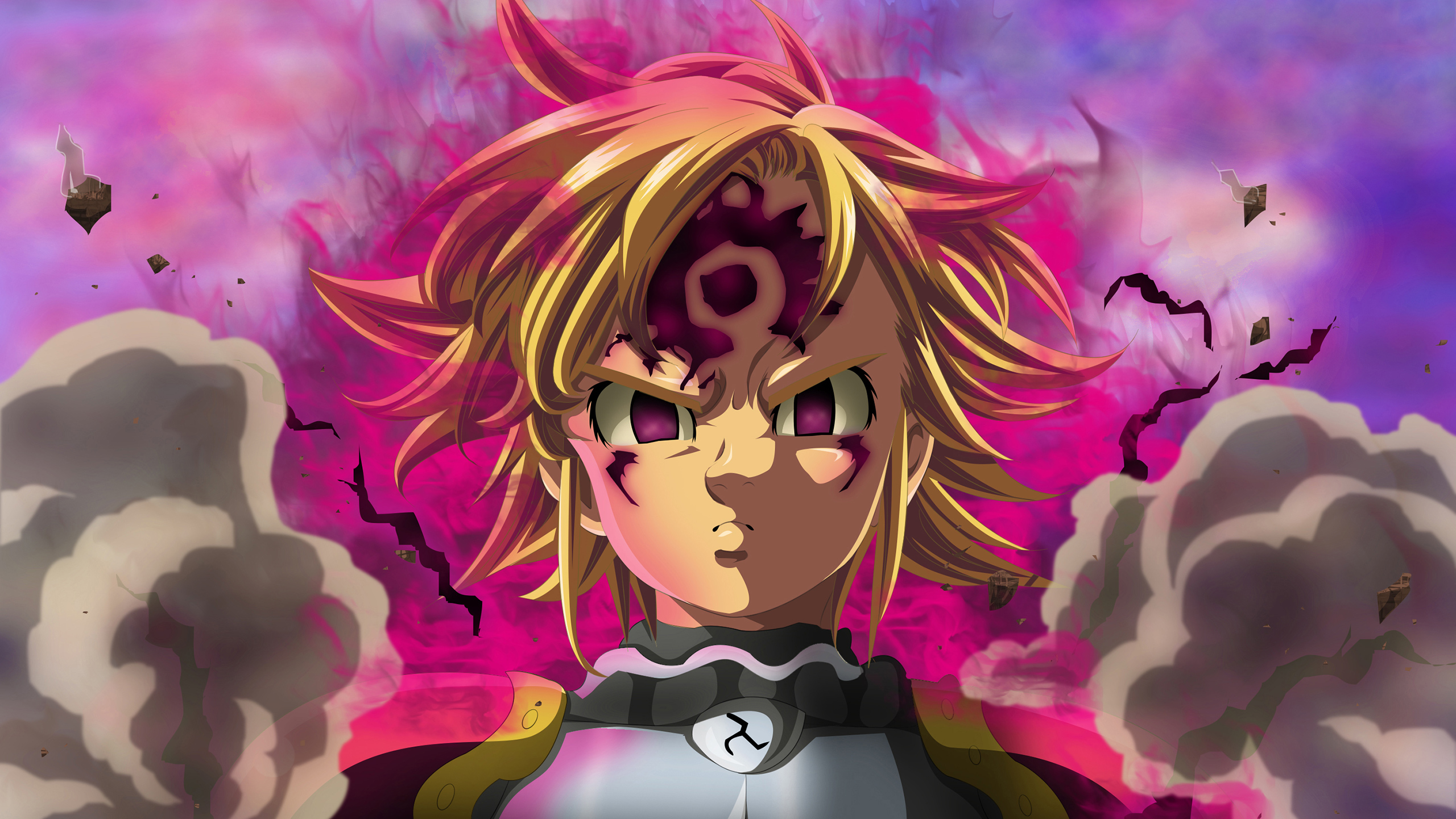 Meliodas The Seven Deadly Sins