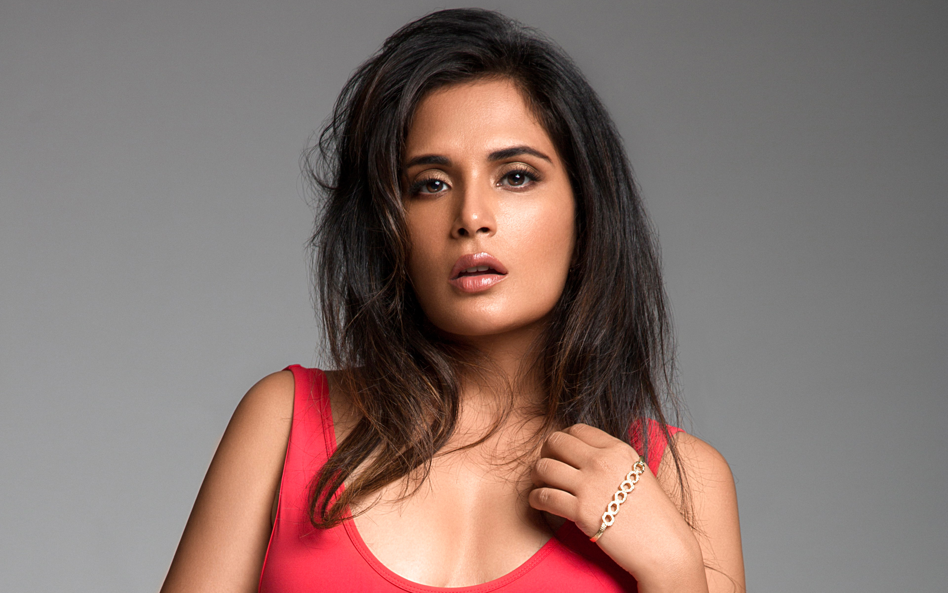 Richa Chadda Hot 2018 4K