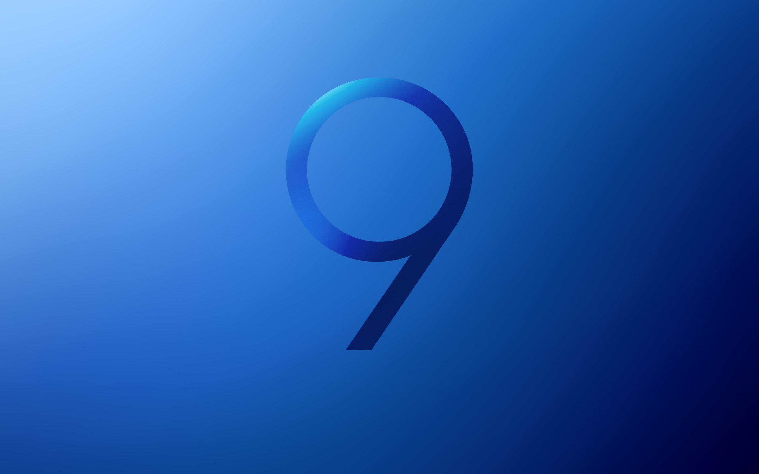 Samsung Galaxy S9 Stock Blue