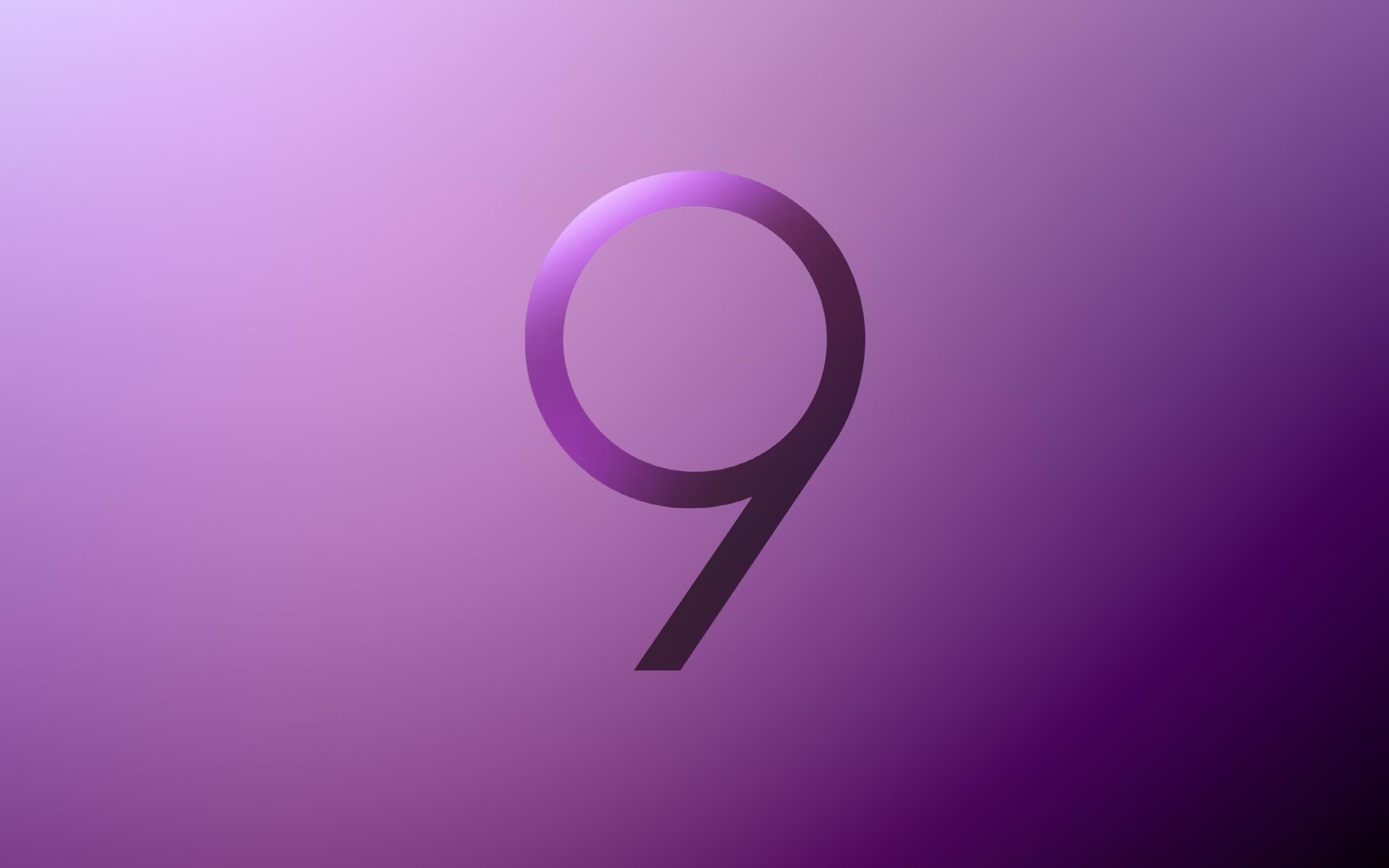 Samsung Galaxy S9 Stock Purple Wallpaper Download High Resolution 4k Wallpaper