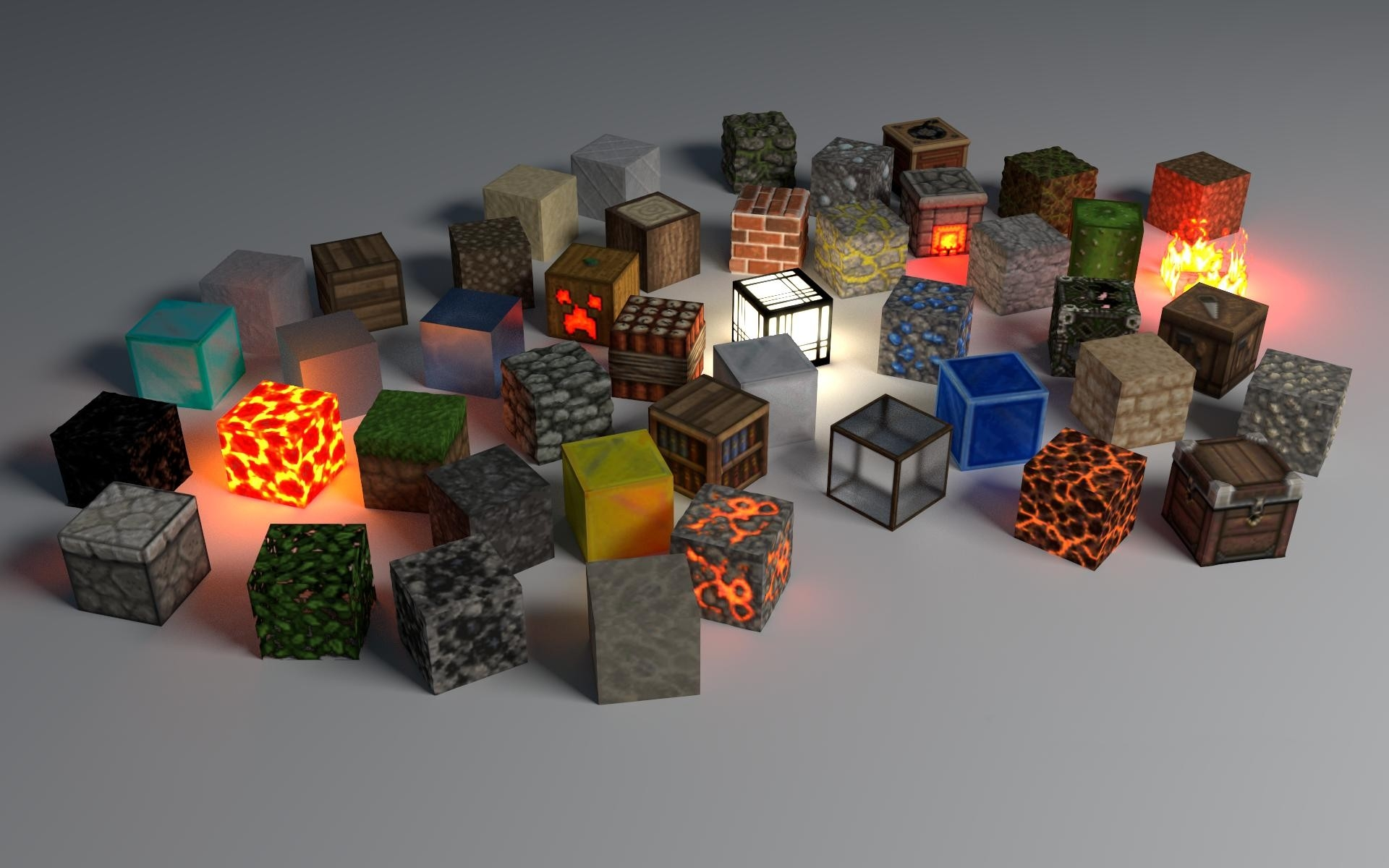 Wallpaper Cubes, Shape, Glow, Background, hd walepaper, free wallpaper