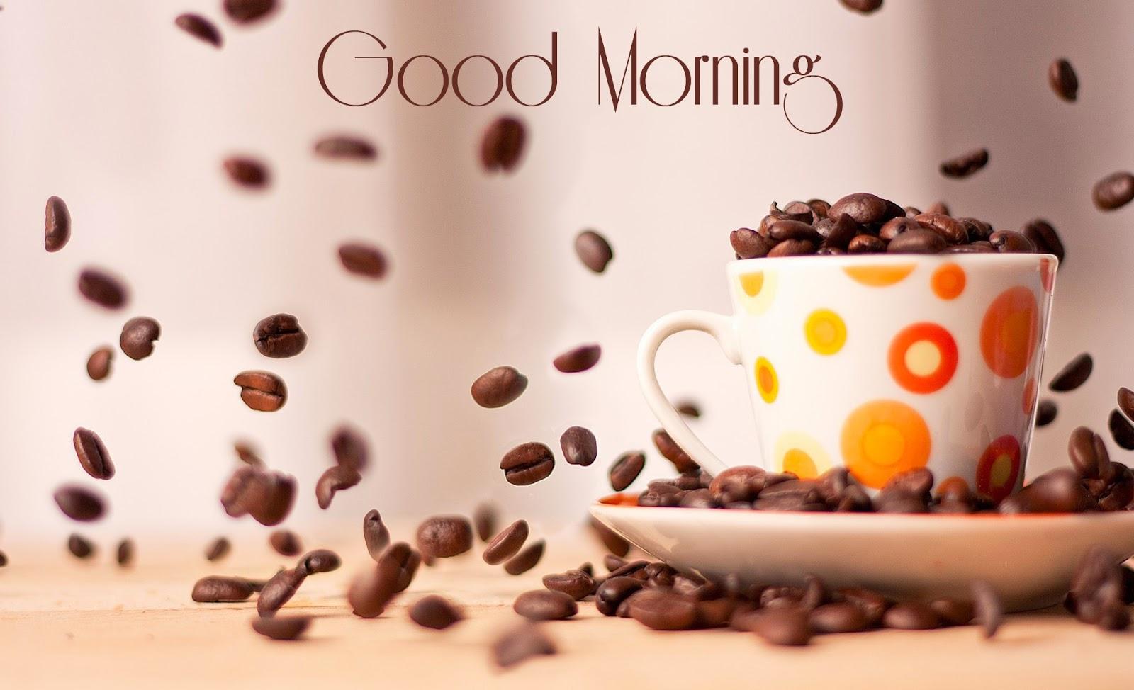 good morning whatsapp coffee cute pics