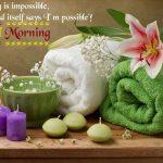 good morning whatsapp quotes