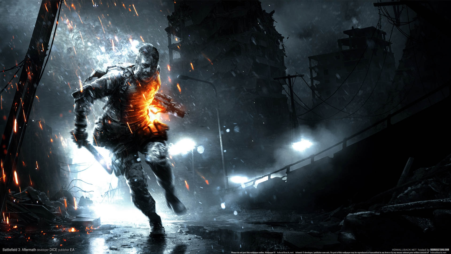 wallpaper battlefield 3 aftermath 1920x1080 1920x1080, 4k, 4k images