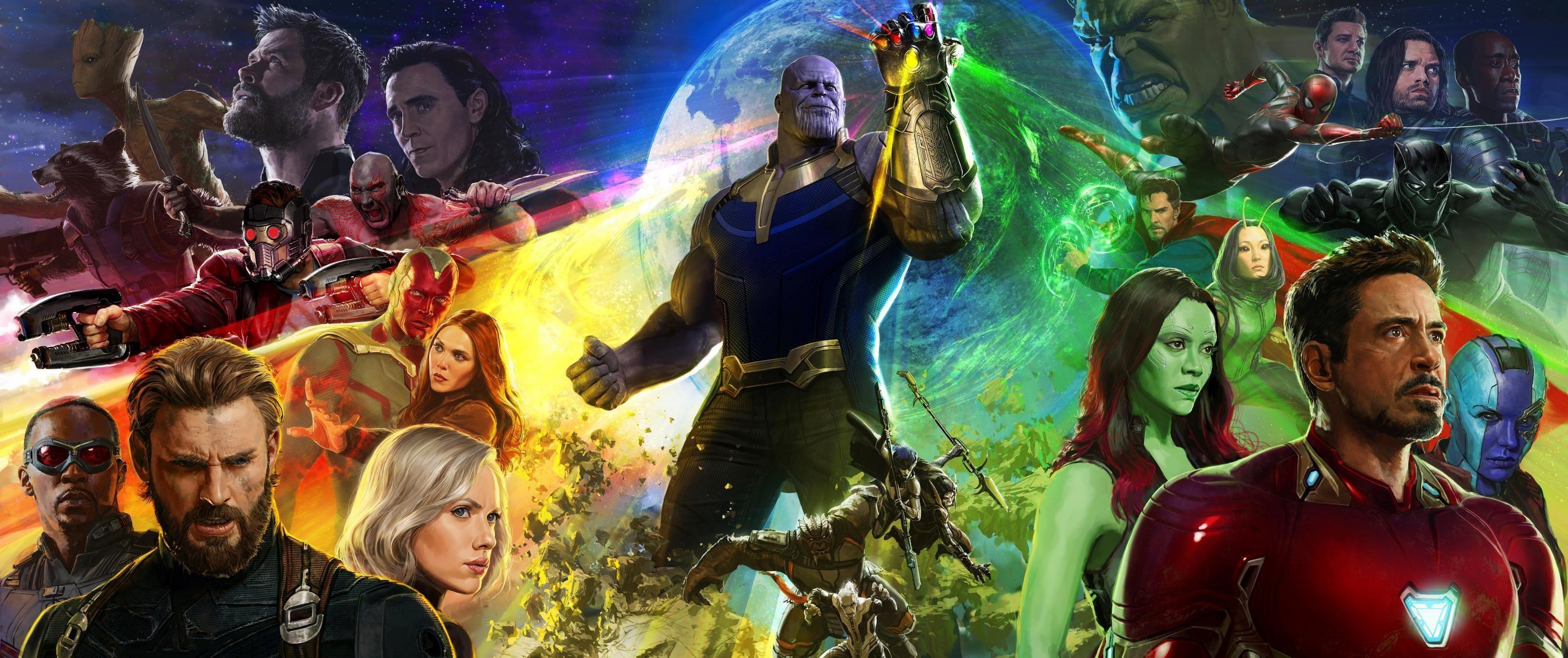 Avengers 4K UHD