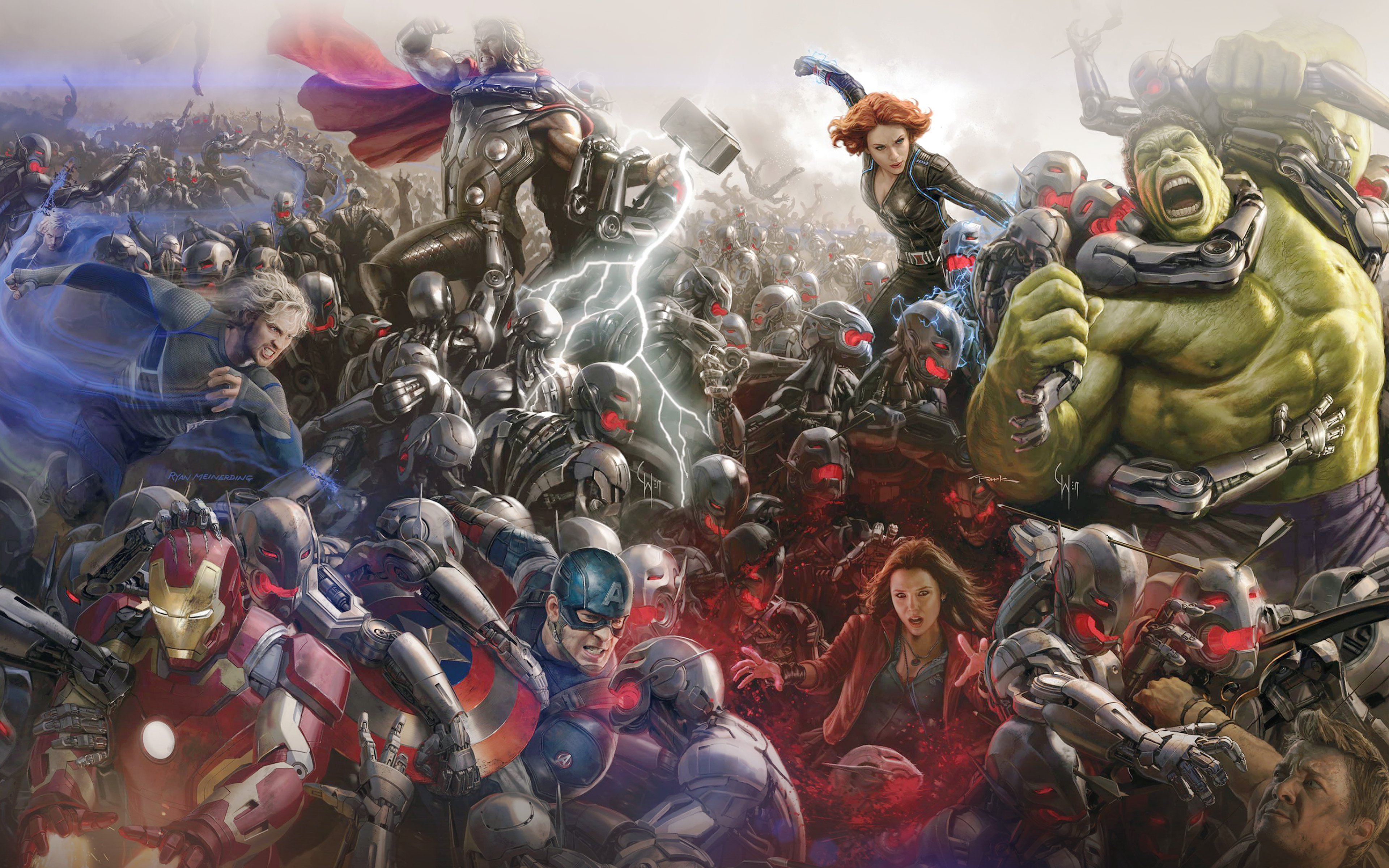 Avengers Age of Ultron 4K UHD