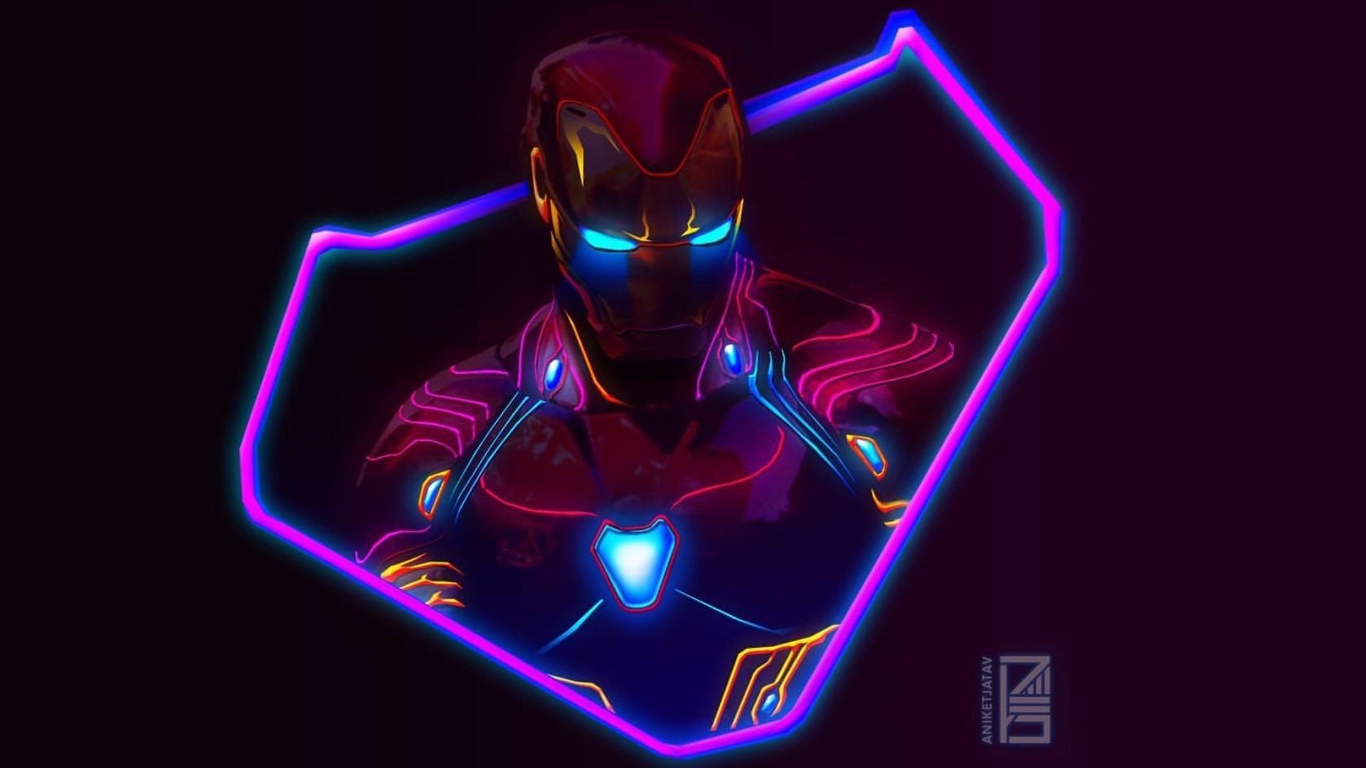 Avengers Infinity War Characters 1920×1080