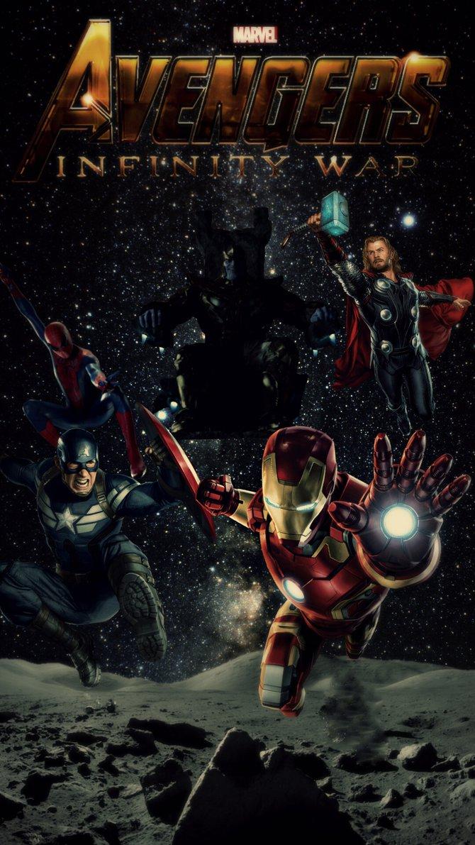 Avengers Infinity War HD Mobile