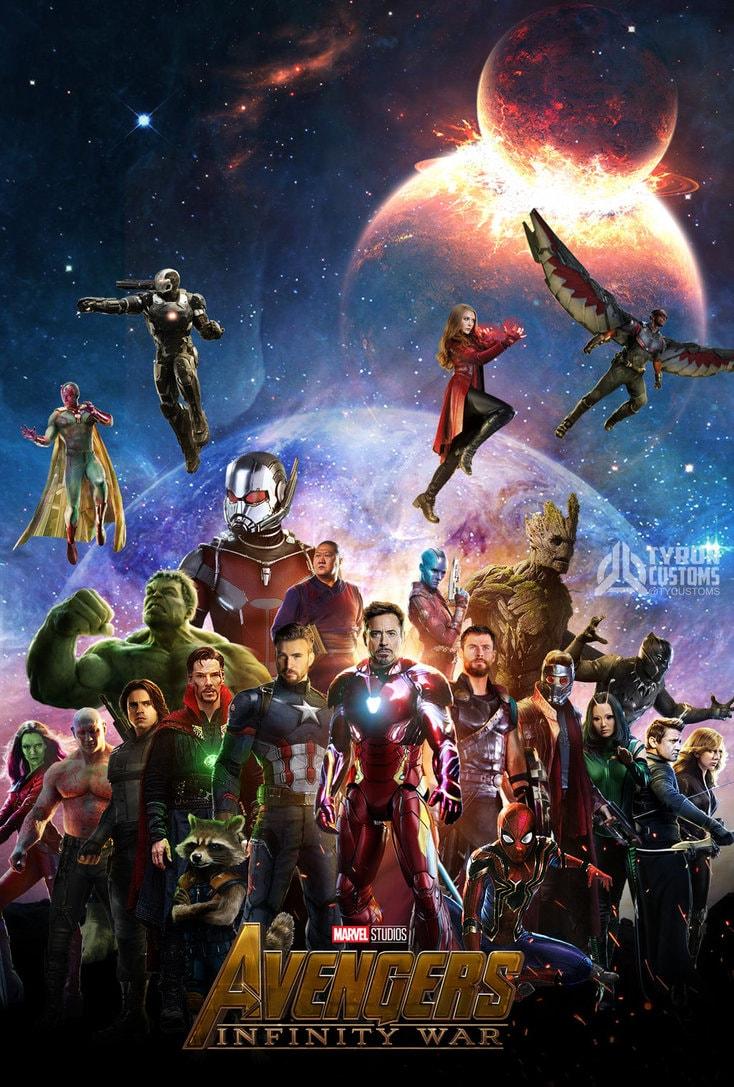 Avengers Infinity War HD pics Avengers