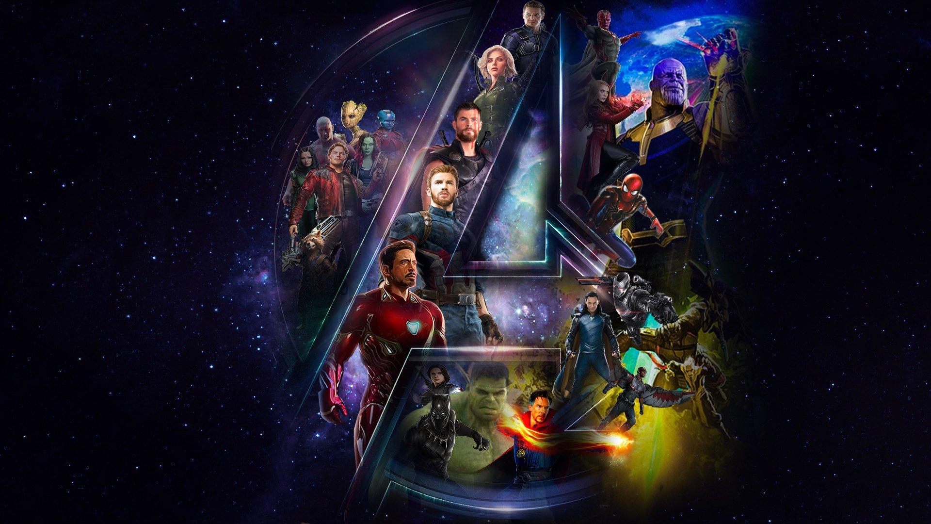 Infinity War HD Backgrounds