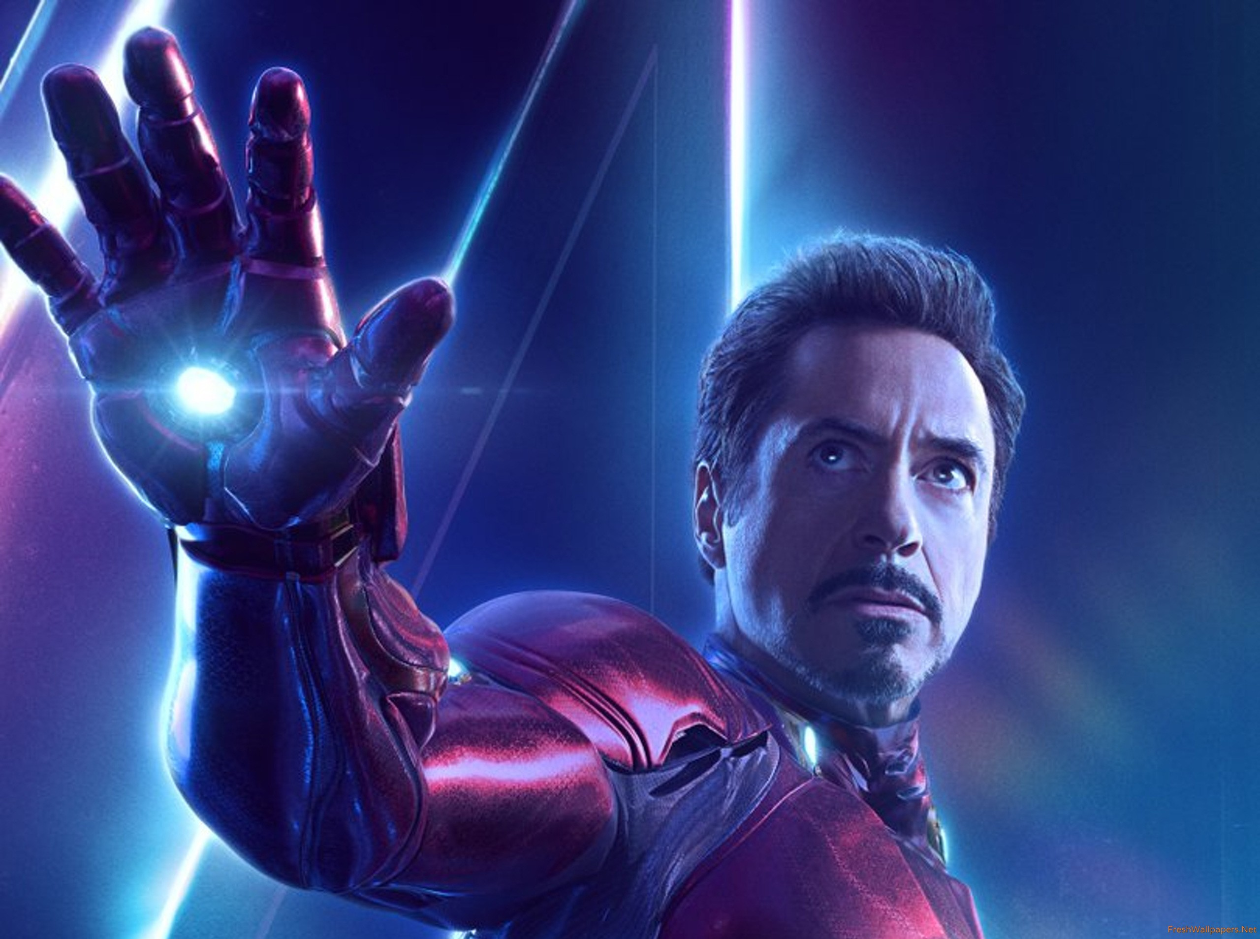 Download Wallpaper Iron Man Avengers Hd Cikimmcom