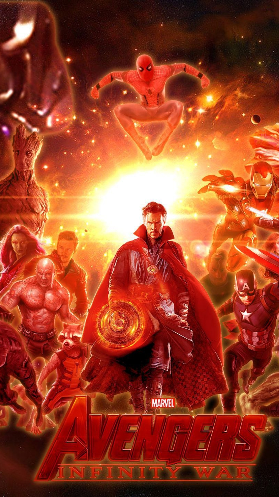 Marvel Avengers Infinity War Wallpaper Download High