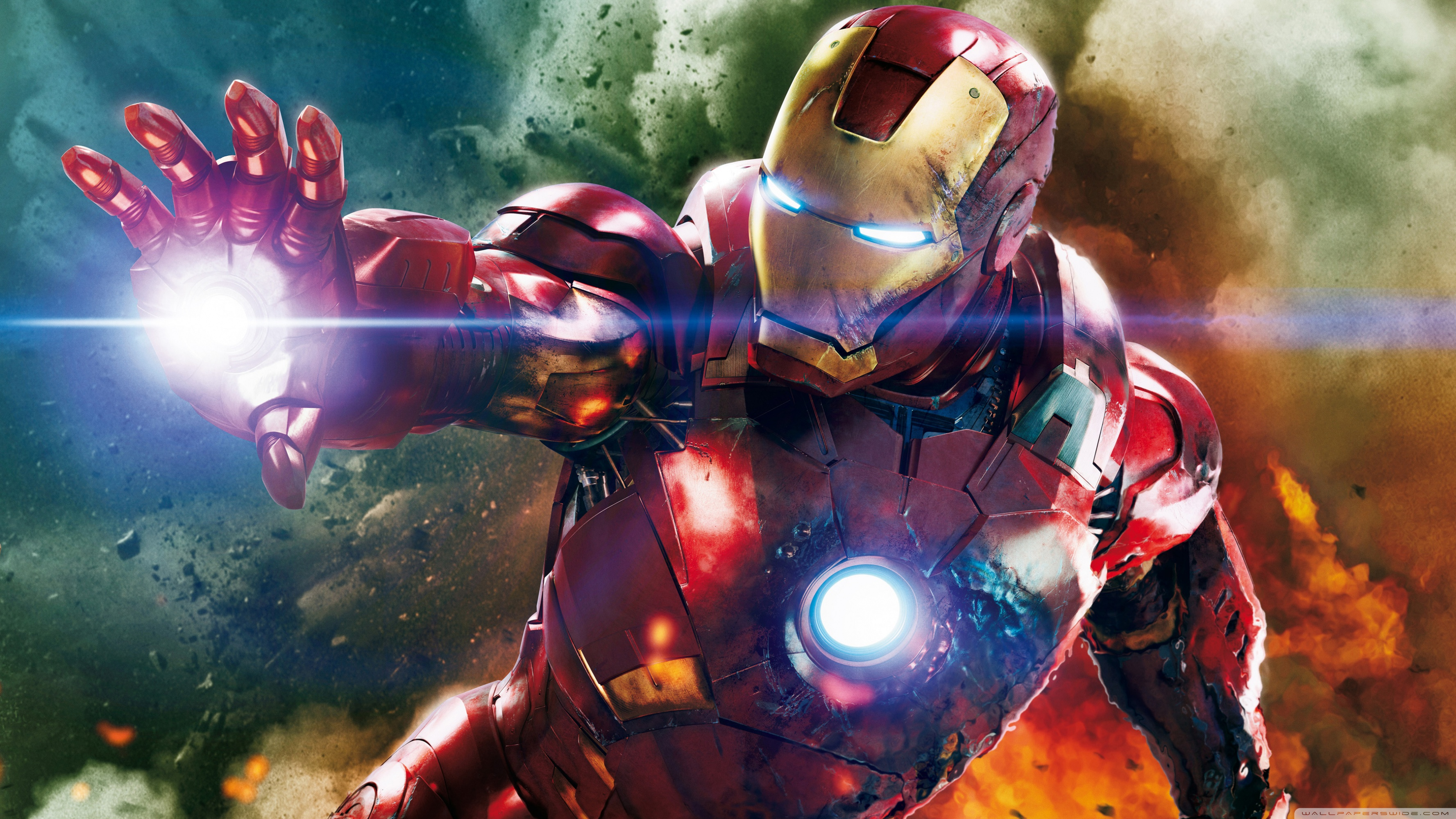 The Avengers Iron Man HD 4K
