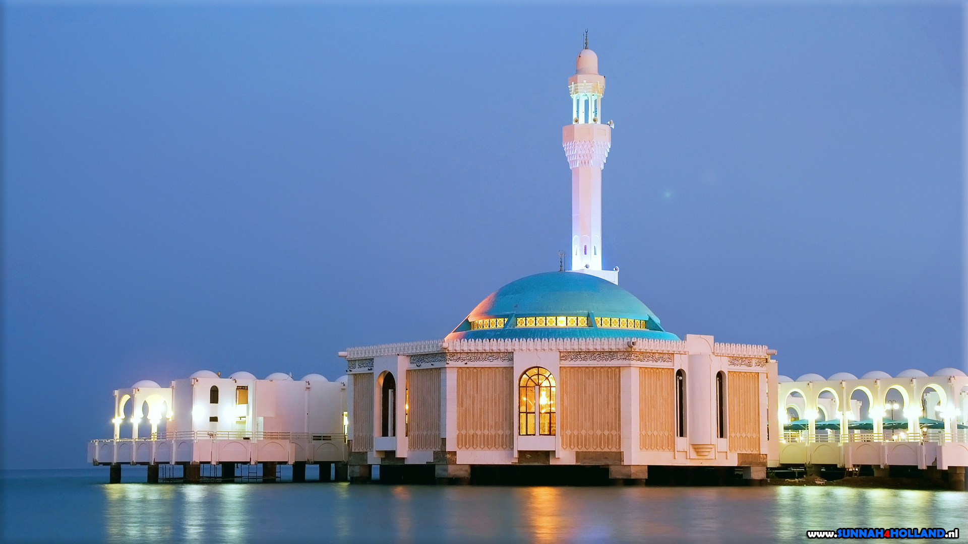 Very beautiful mosque