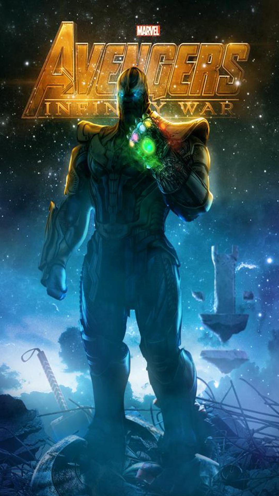 iPhone avengers infinity war thanos