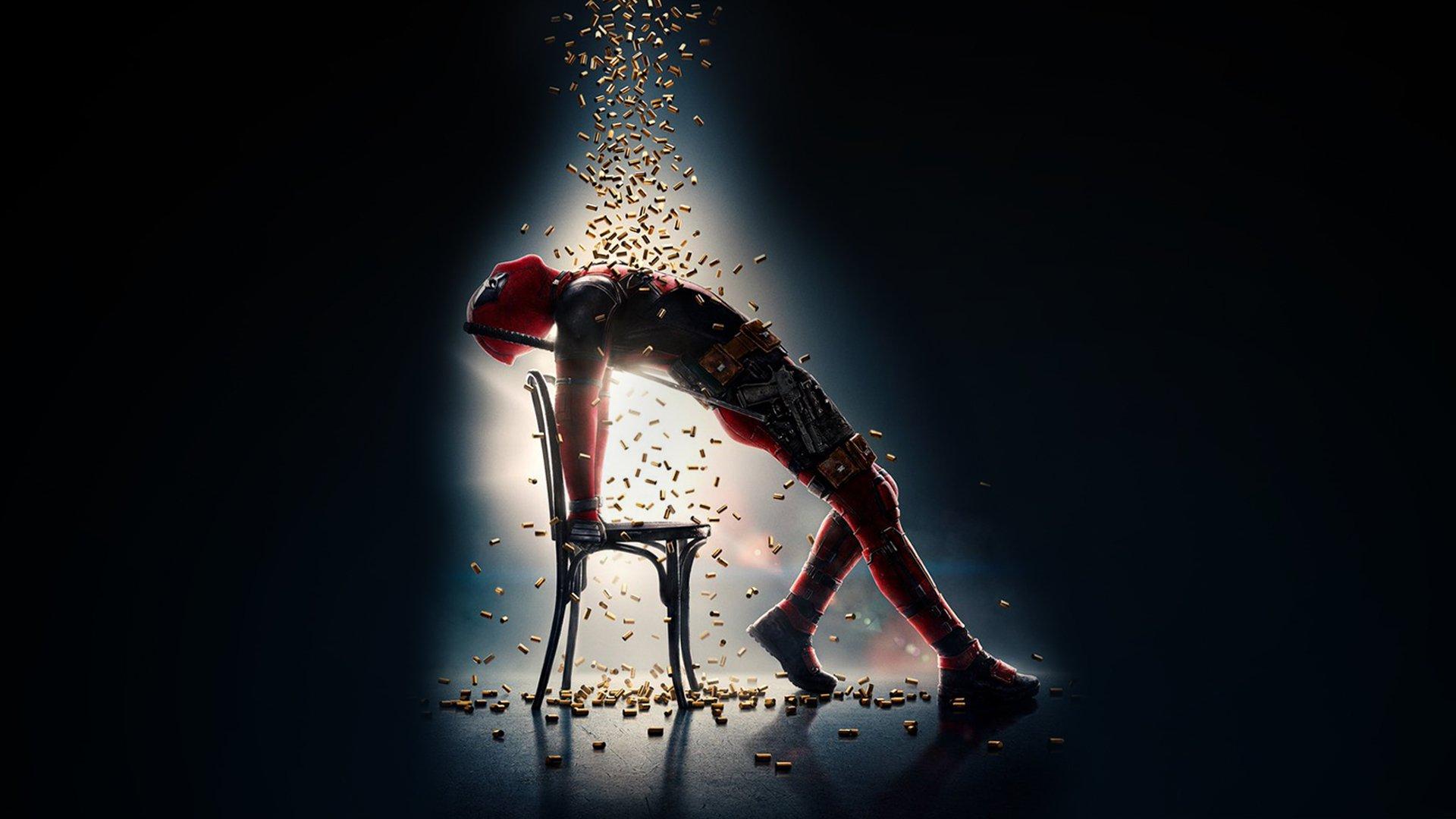 Deadpool 2 4K Background Image
