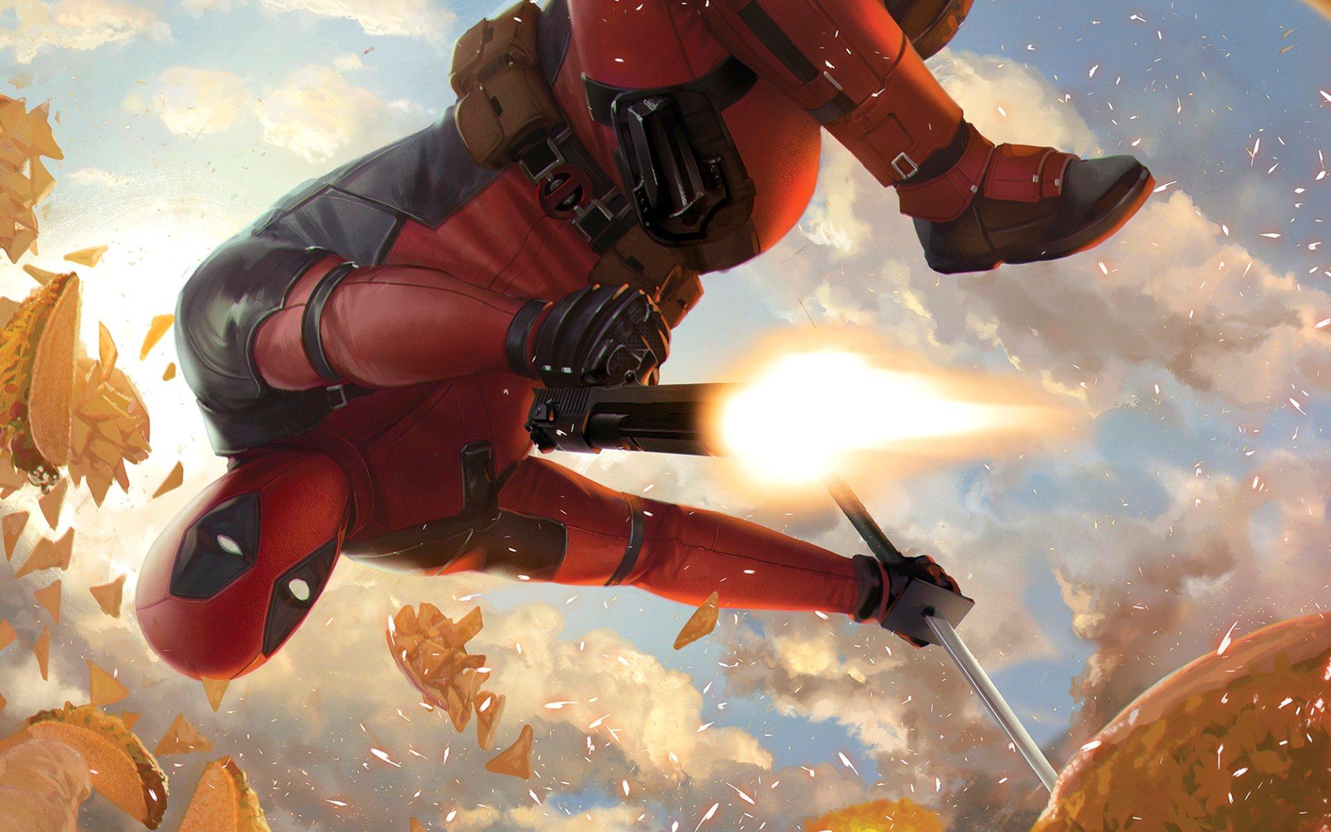 Deadpool 2 4k Uhd Backgrounds Wallpaper Download High Resolution 4k Wallpaper