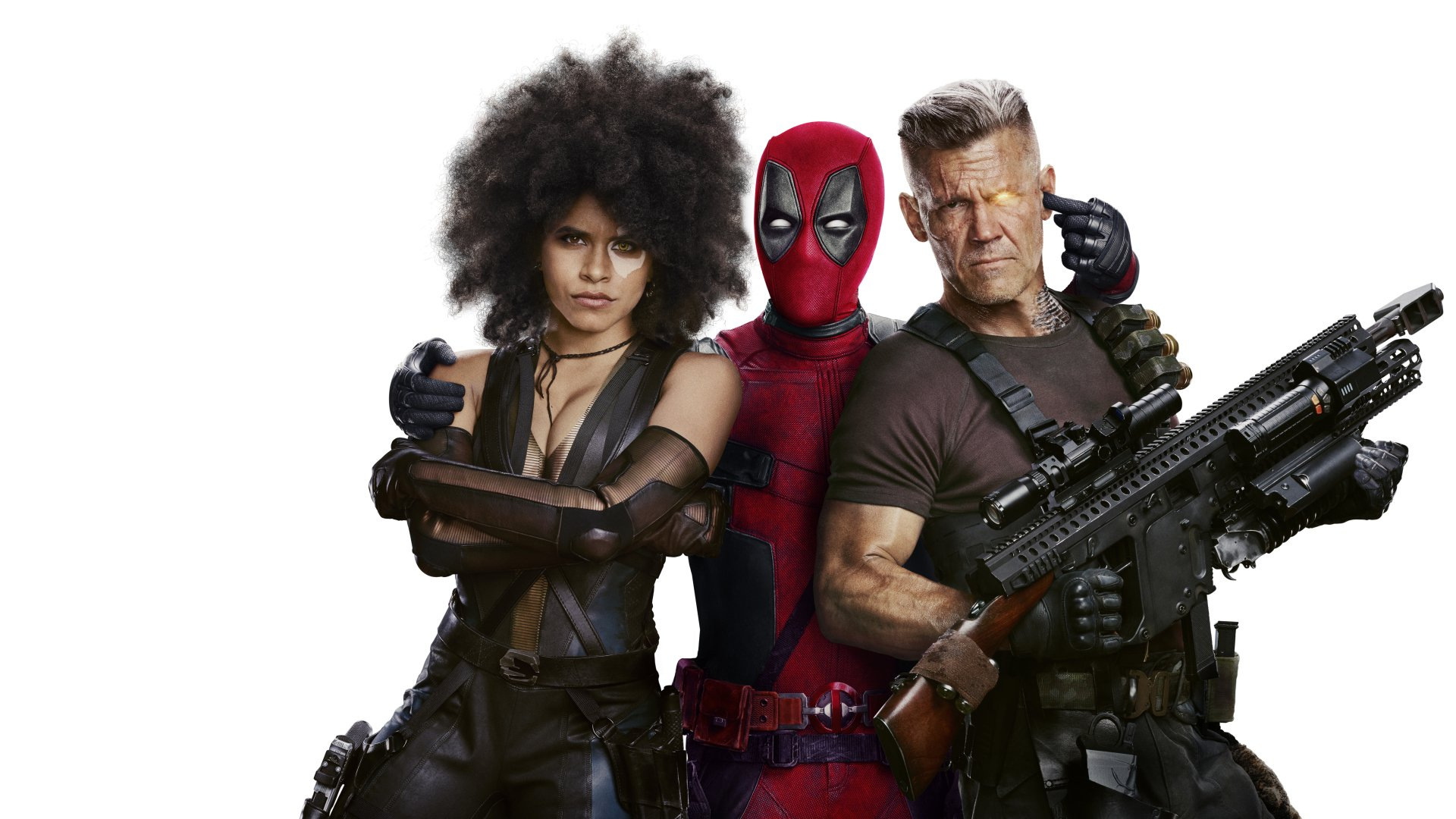 Deadpool 2 4k UHD