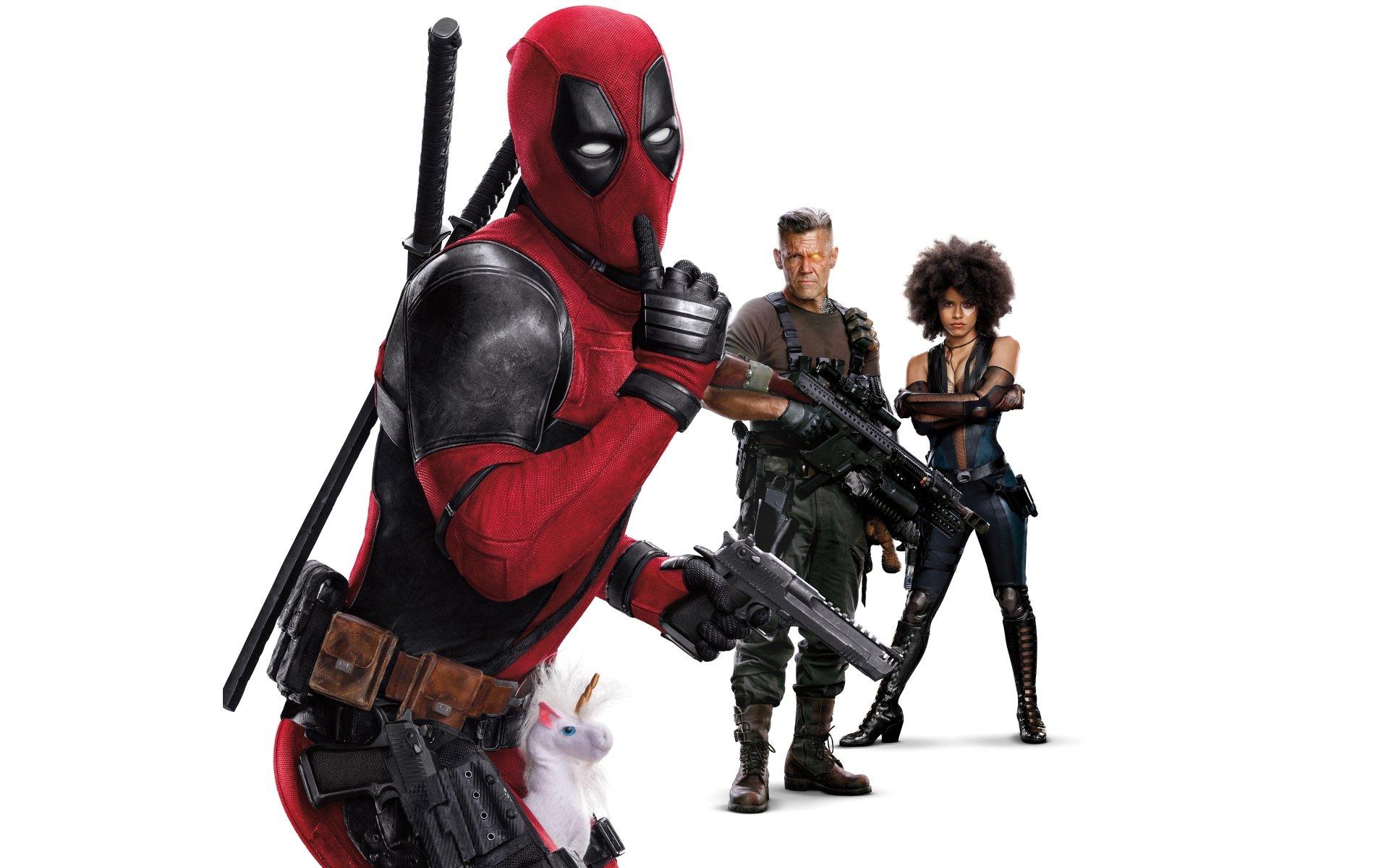 Deadpool 2 4k Ultra HD Background Image