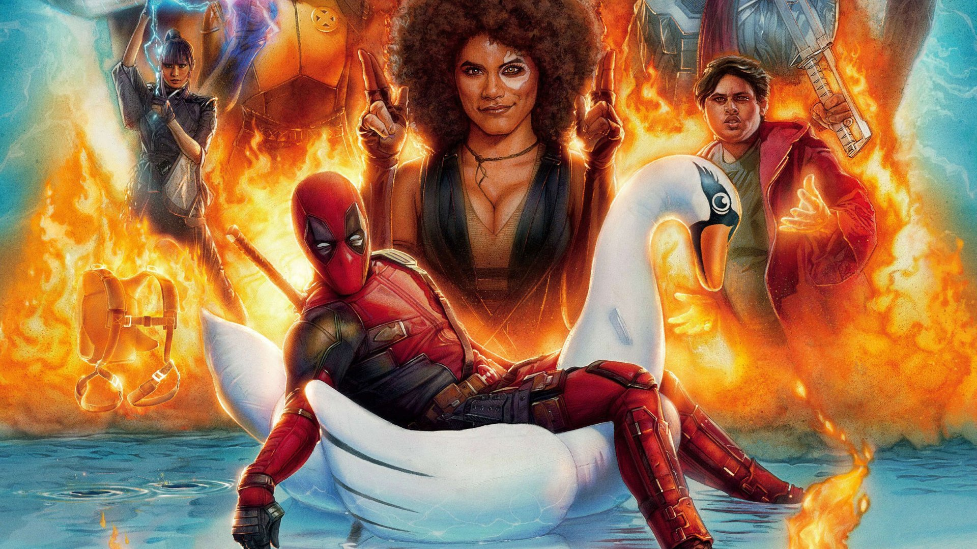 Deadpool 2 Amazing Images Backgrounds