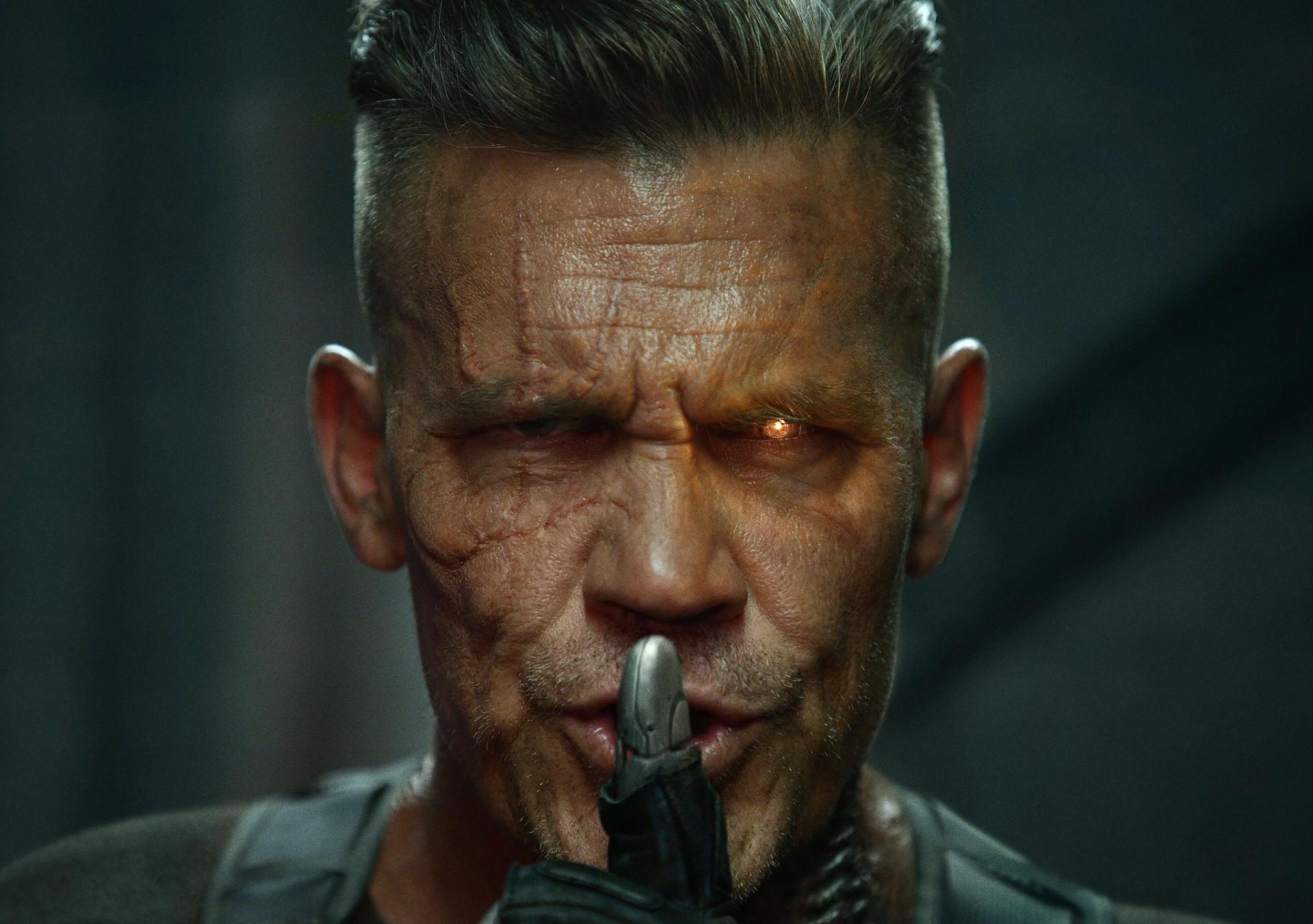 Deadpool 2 Full HD Background Image