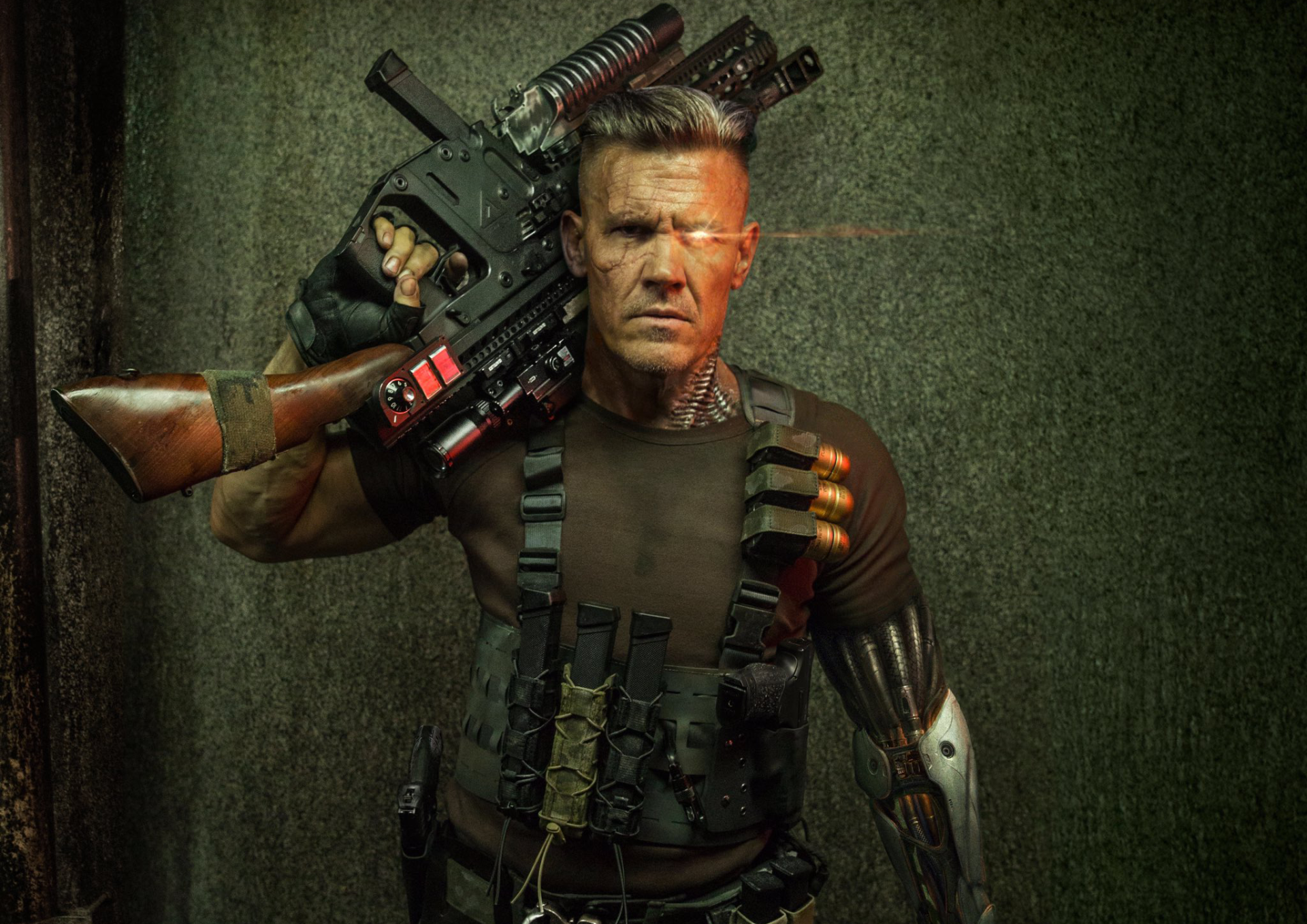 Deadpool 2 Full HD Images