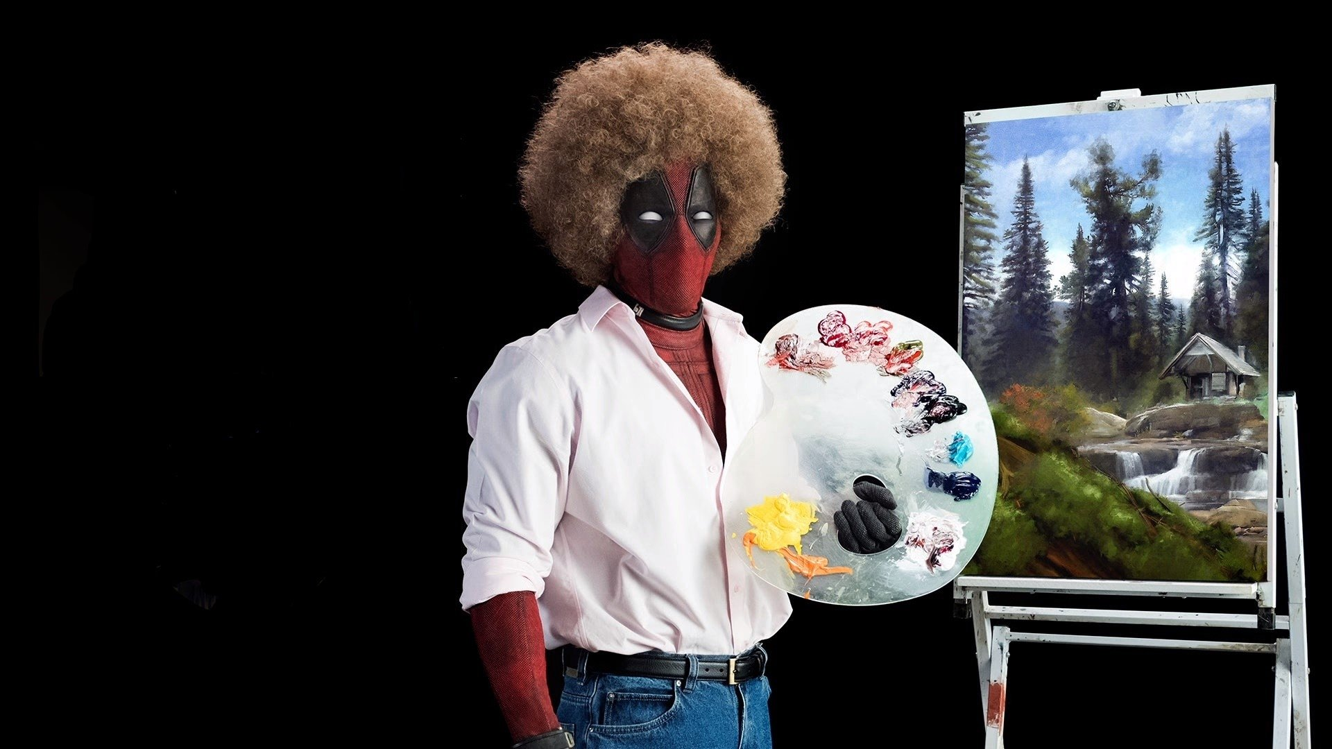 Deadpool 2 HD Desktop Backgrounds