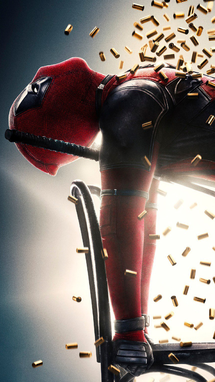 Deadpool 2 Mobile Wallpaper iPhone Android
