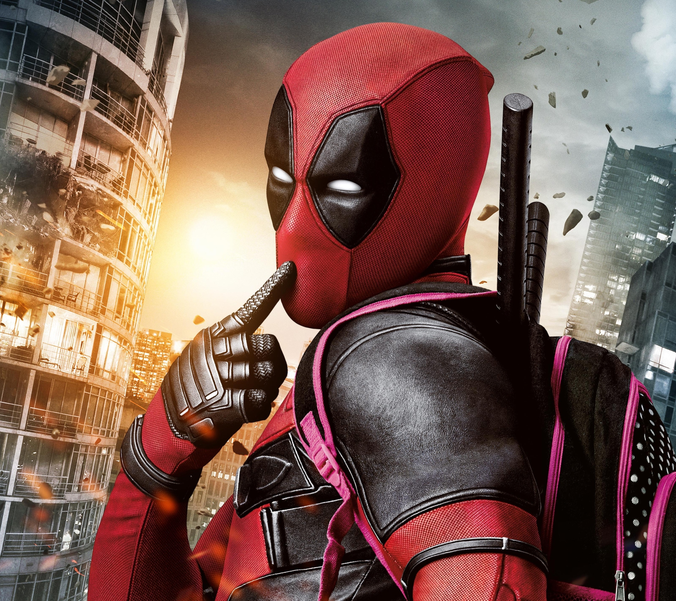Deadpool 2 Movie Ultra Hd Desktop Mobile Wallpaper Download High Resolution 4k Wallpaper