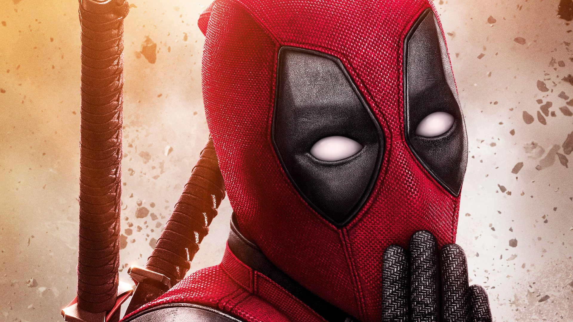 Deadpool 2 poster Full HD