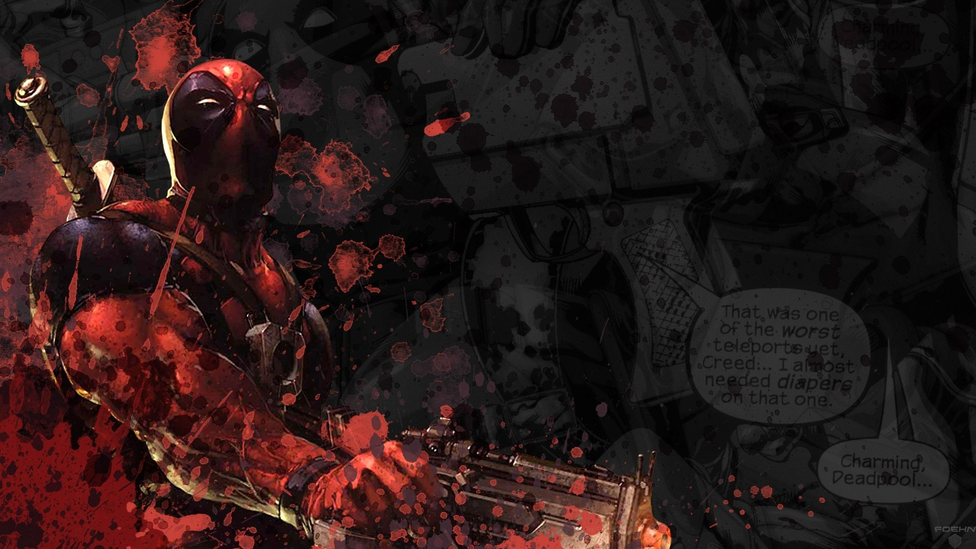Deadpool Free Download Images backgrounds