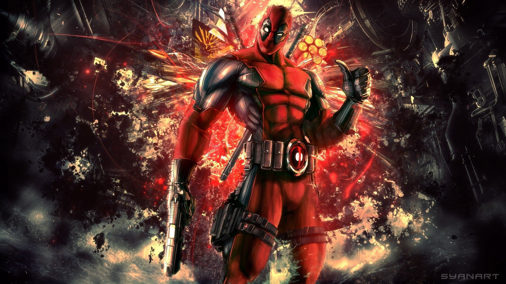 Deadpool Full HD Images
