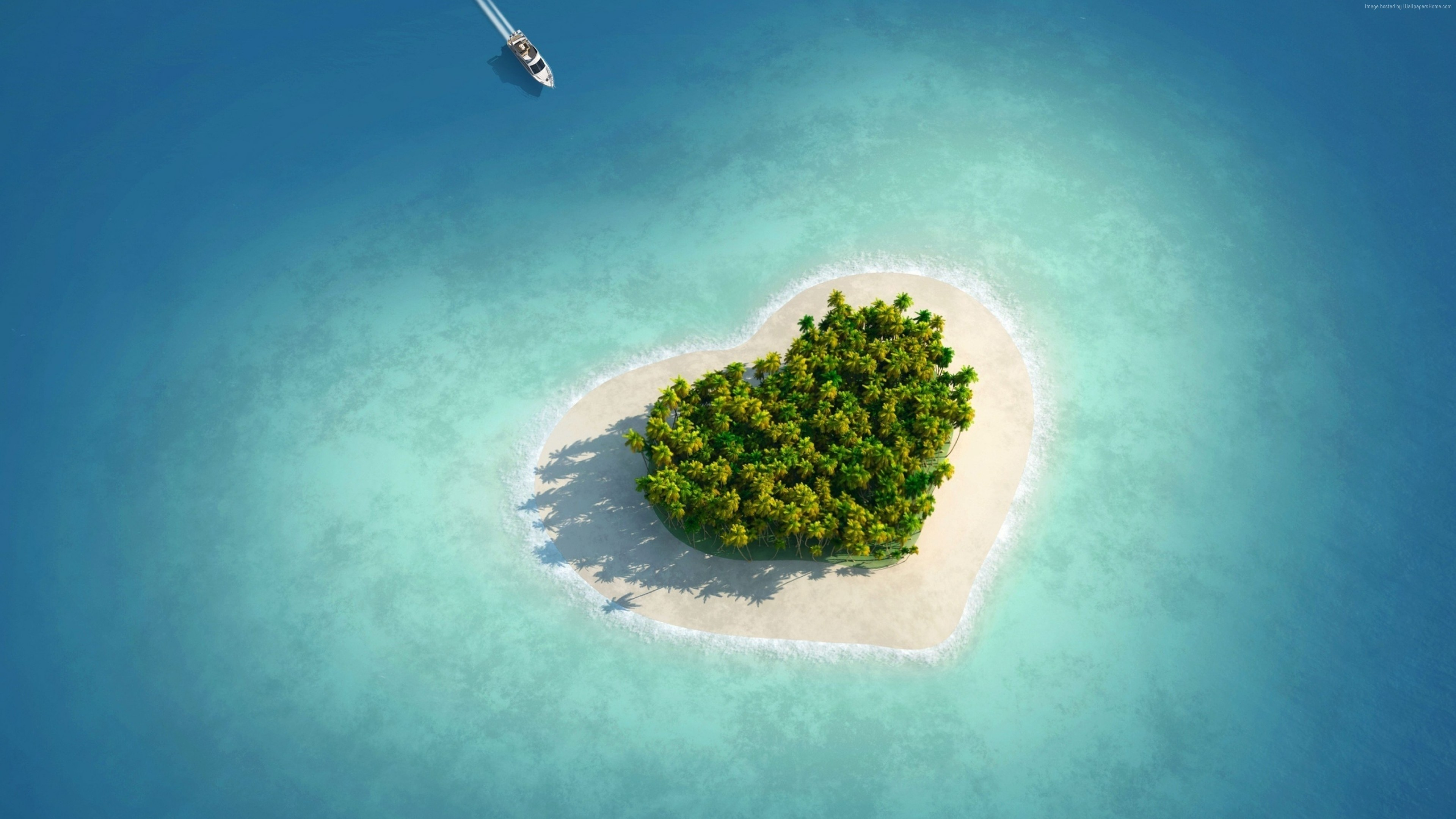Stock Images love image, heart, HD, island, ocean, Stock Images