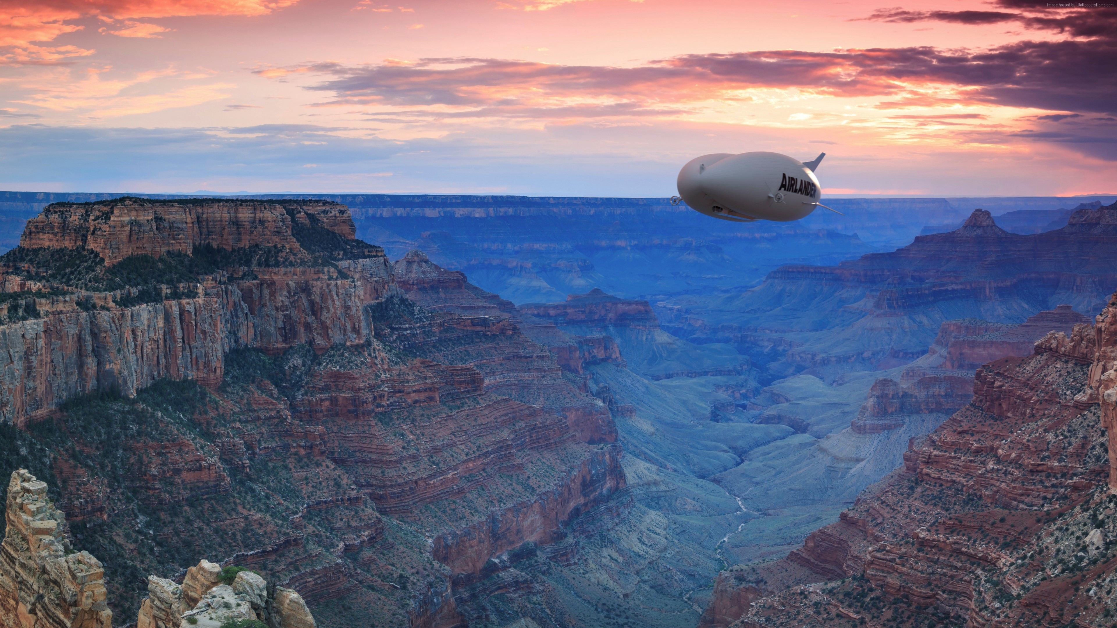 Wallpaper Airlander 10, Hybrid Air, Vehicles HAV 304 Airlander, U.S. Air Force, Military
