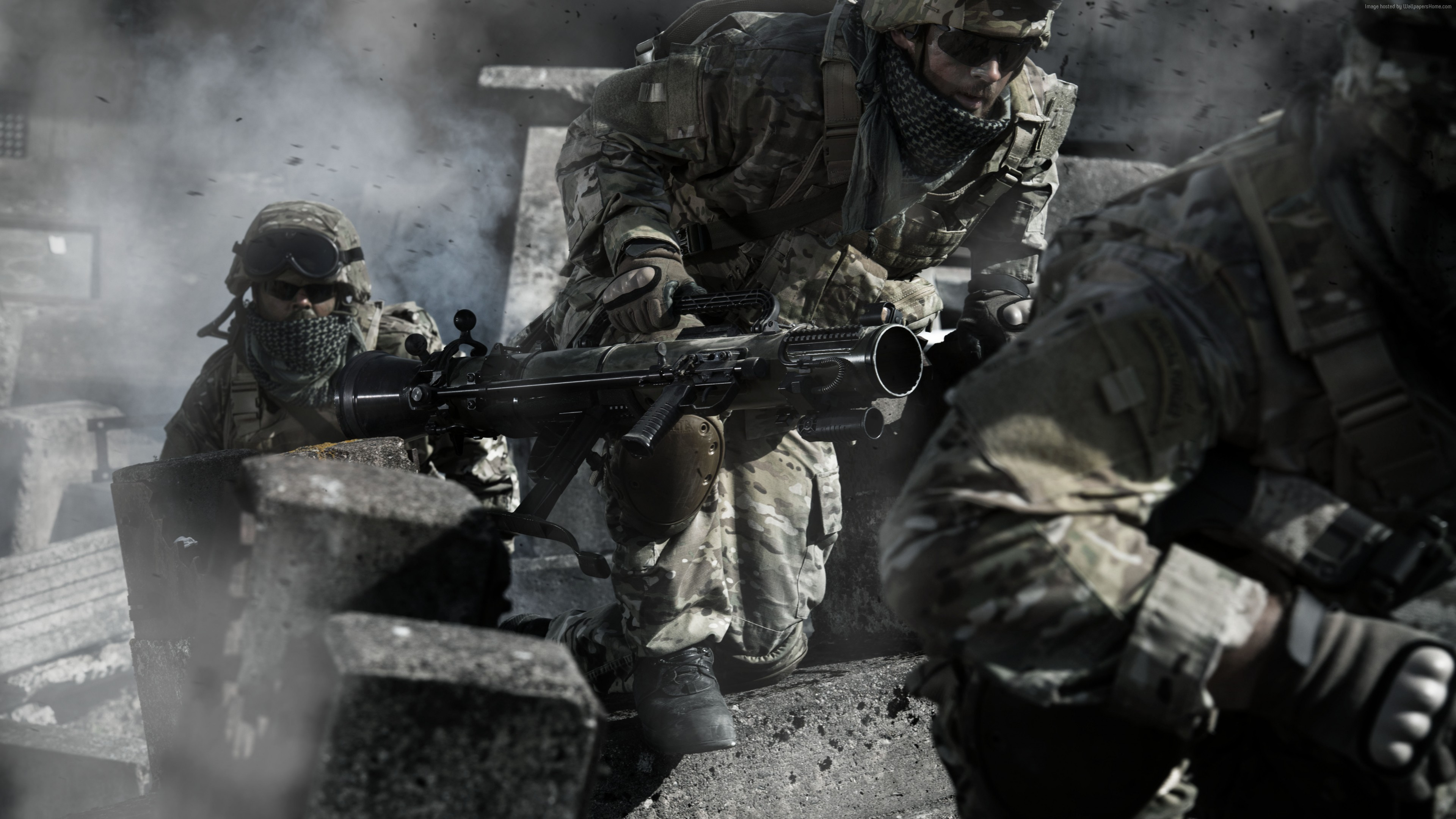 Wallpaper Carl Gustaf M4, recoilless rifle, Swedish Army, Military