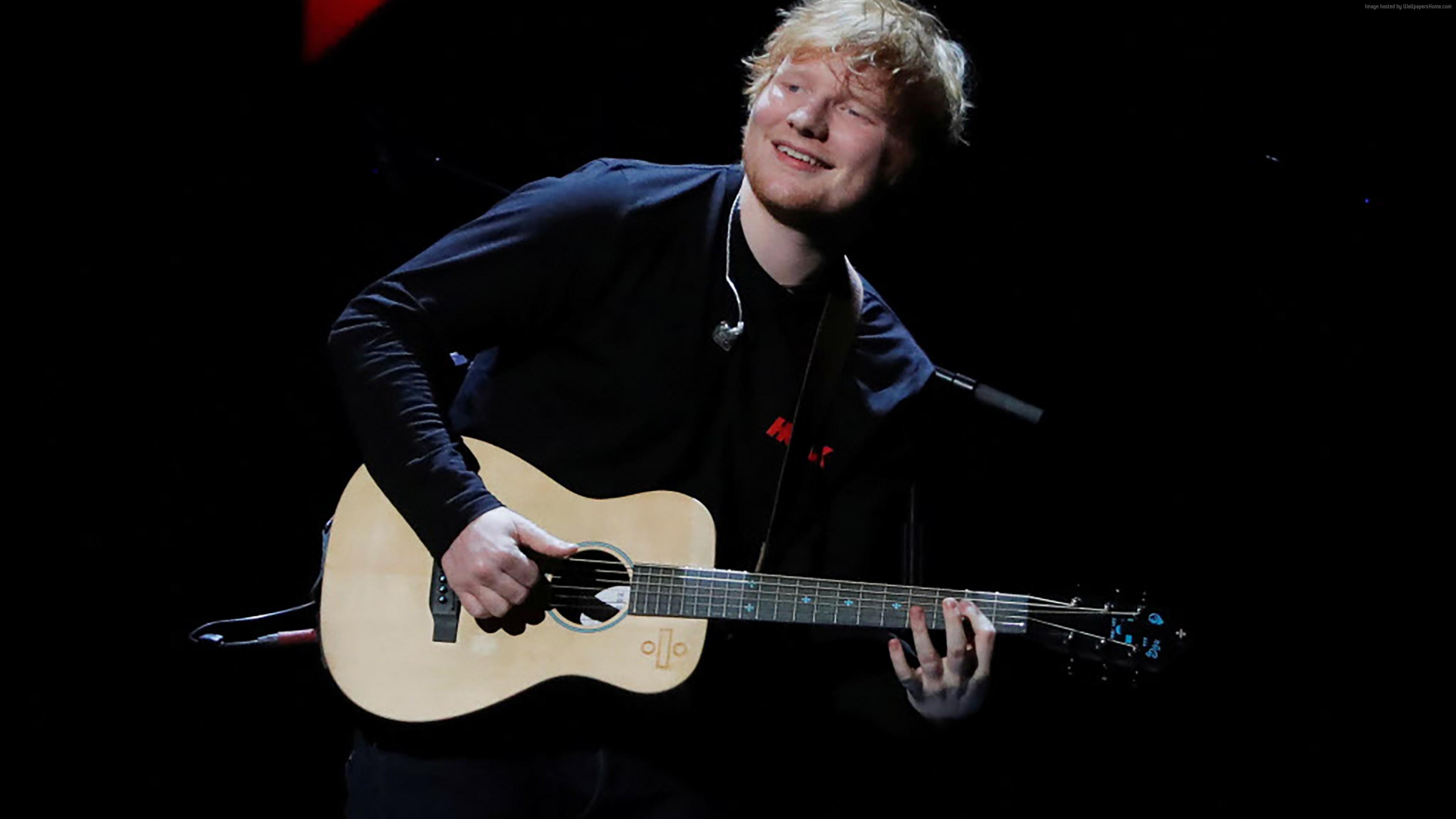 Wallpaper Ed Sheeran Photo Grammy 2018 4k Music Wallpaper Download High Resolution 4k Wallpaper