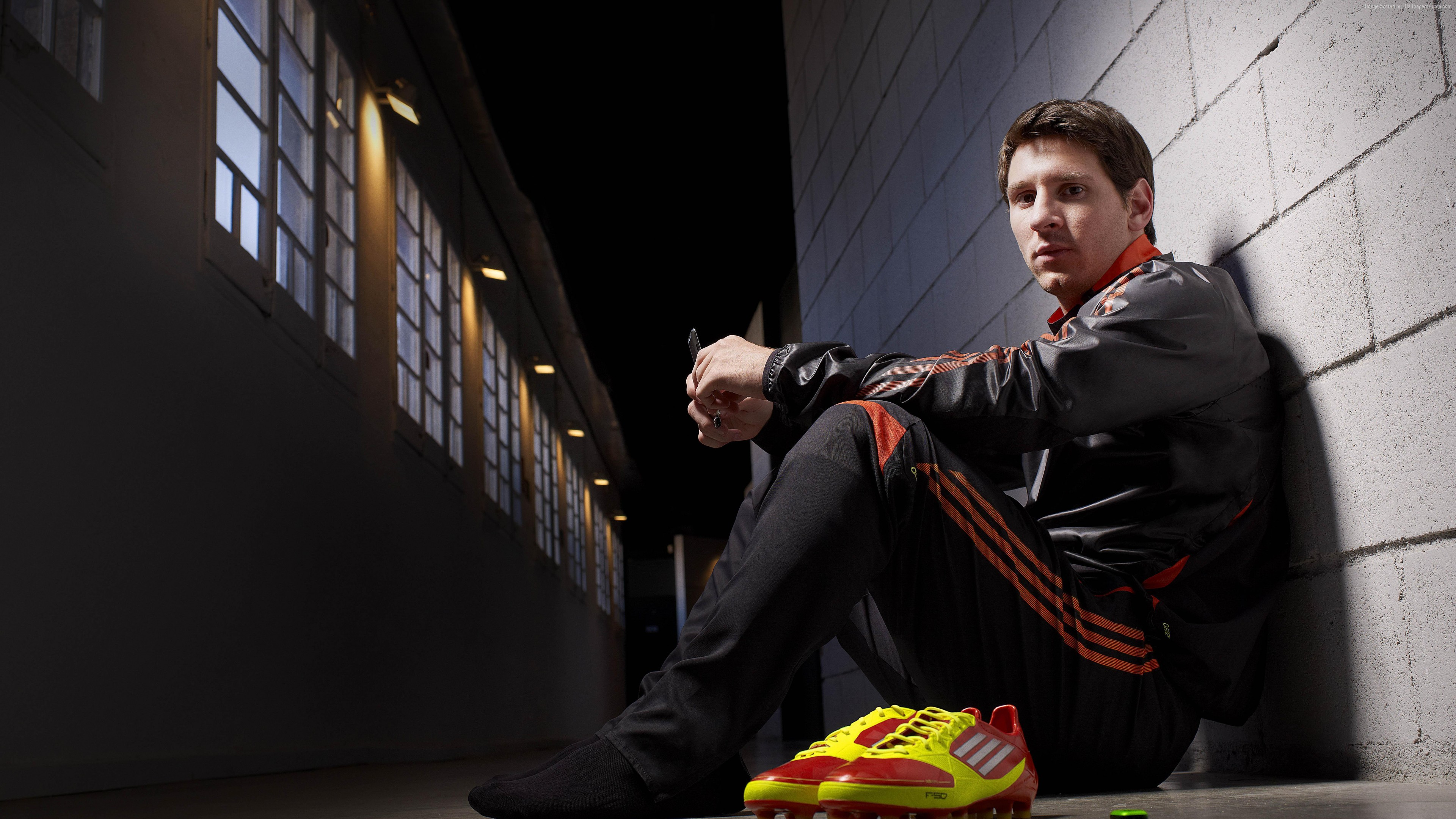 Wallpaper Football, Lionel Messi, soccer, The best players 2015, Barcelona, footballer, Forward, Lionel Andres Messi Cuccittini, Sport