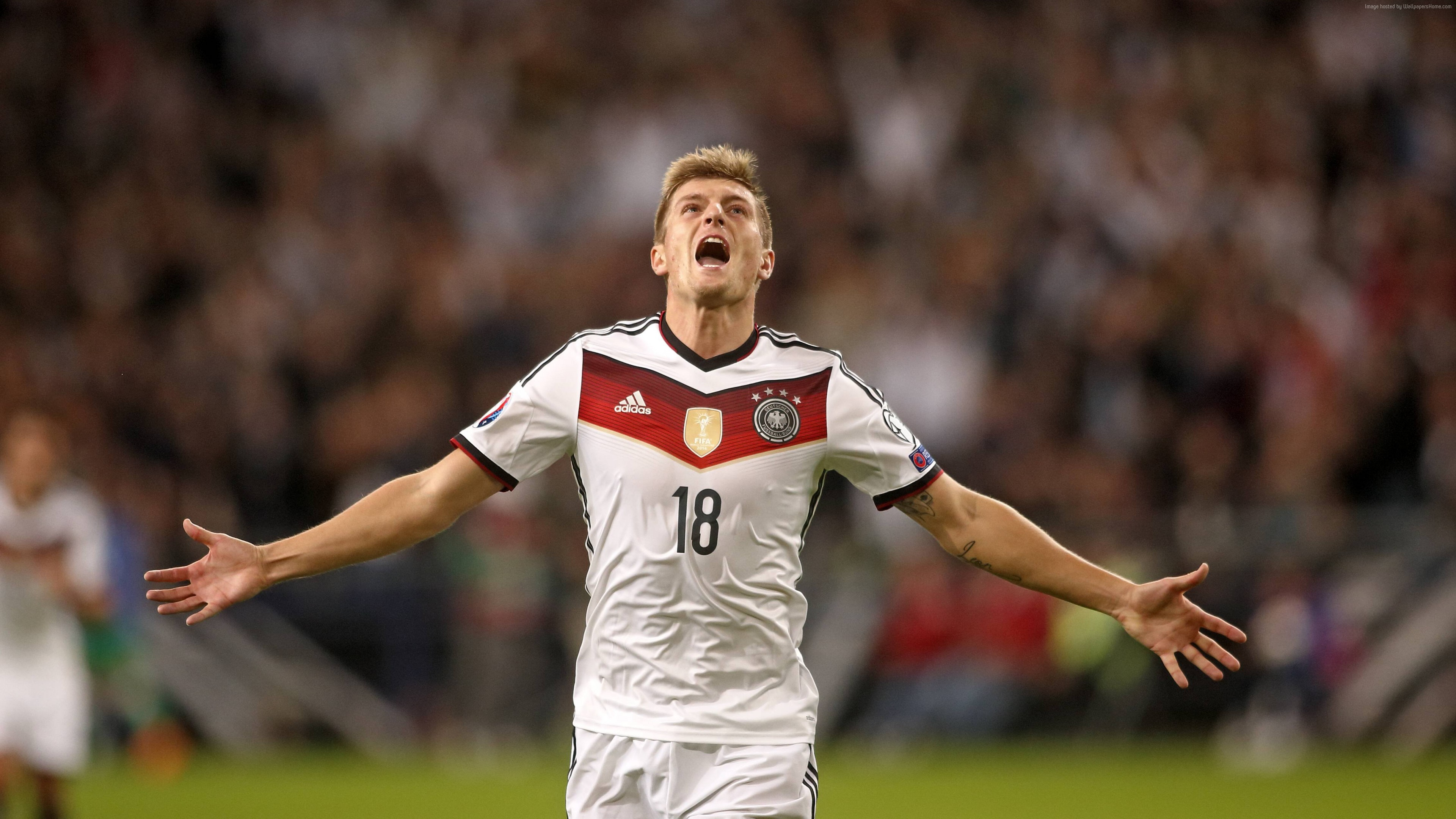 Wallpaper Football, Toni Kroos, soccer, The best players 2015, FIFA, Real Madrid, Midfielder, footballer, Sport