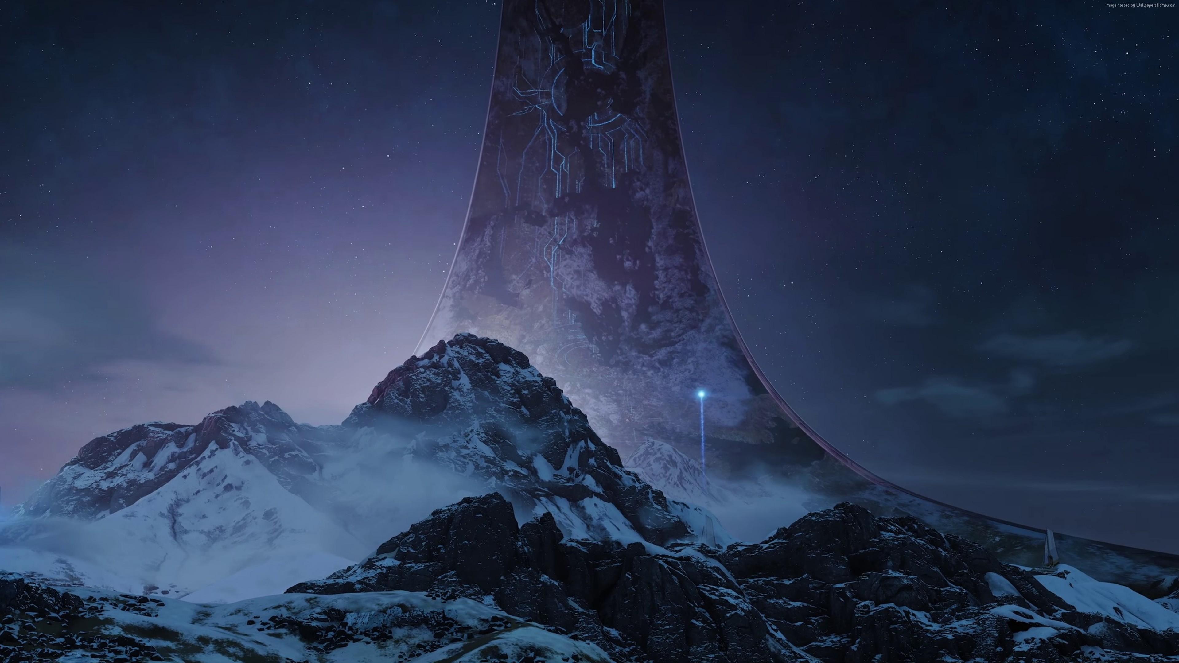 Wallpaper Halo Infinite, E3 2018, screenshot, 4K, Games ...