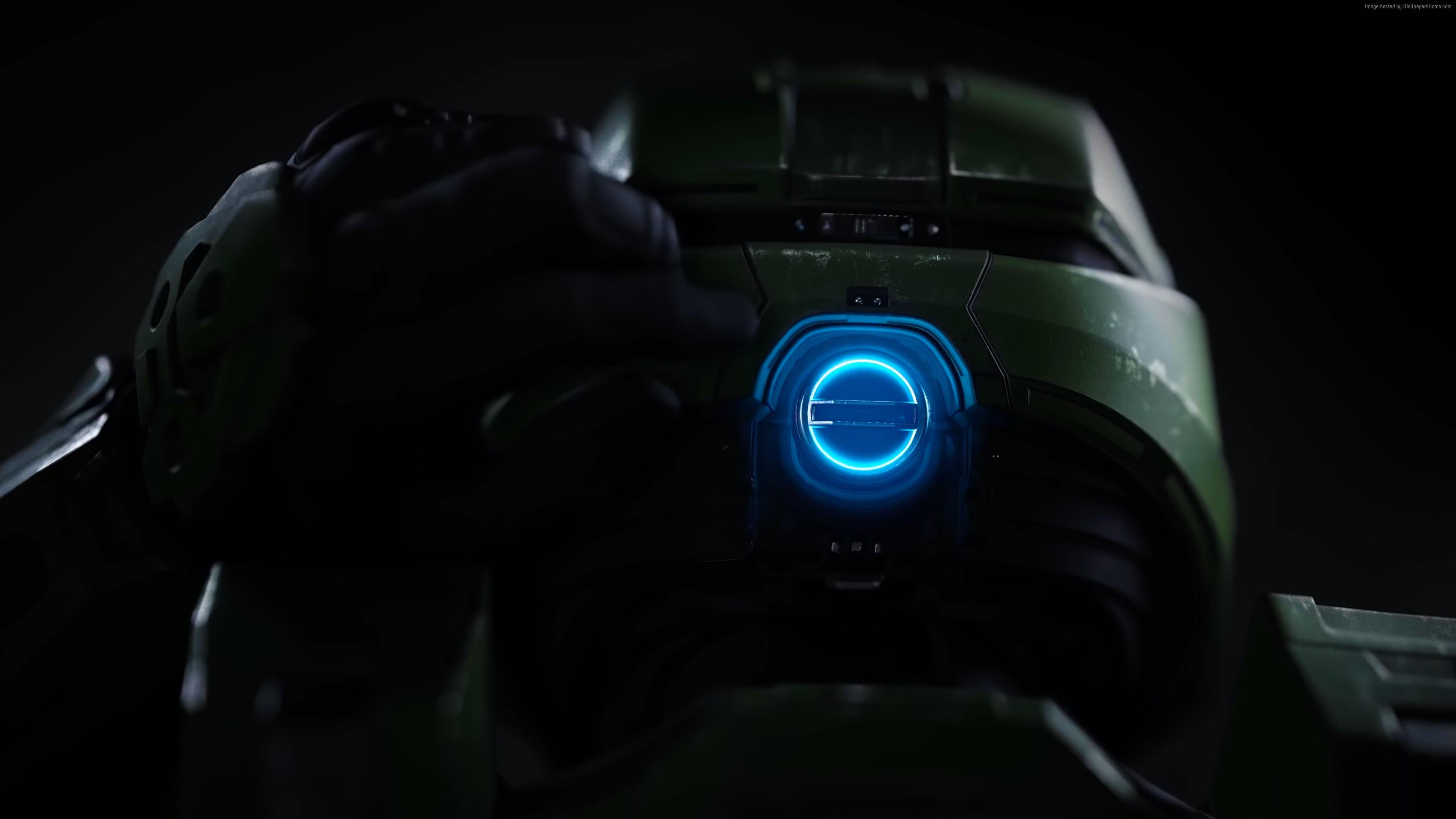 Wallpaper Halo Infinite Artwork 4k Games Wallpaper