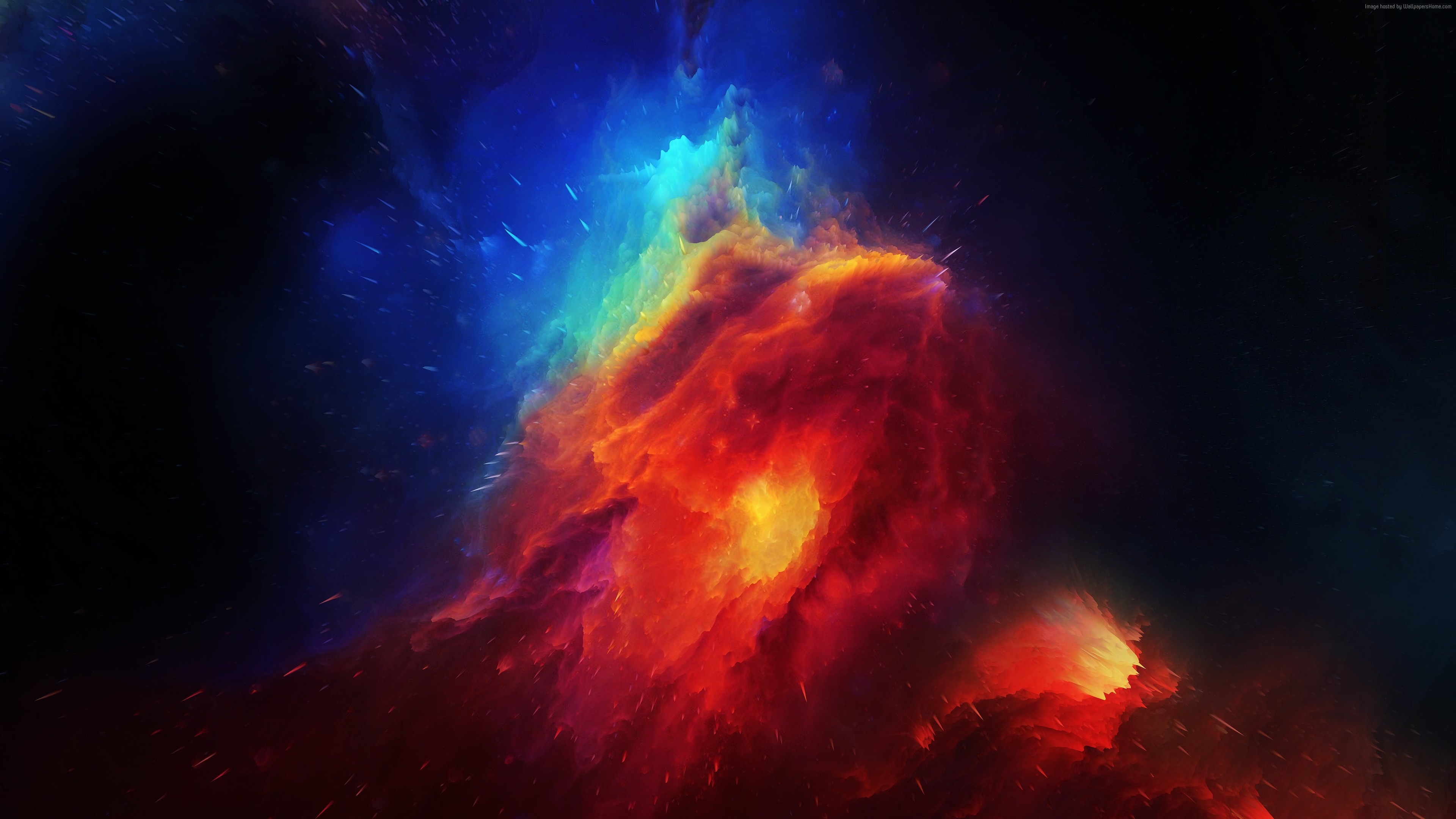 Wallpaper Horsehead Nebula, 4k, Space