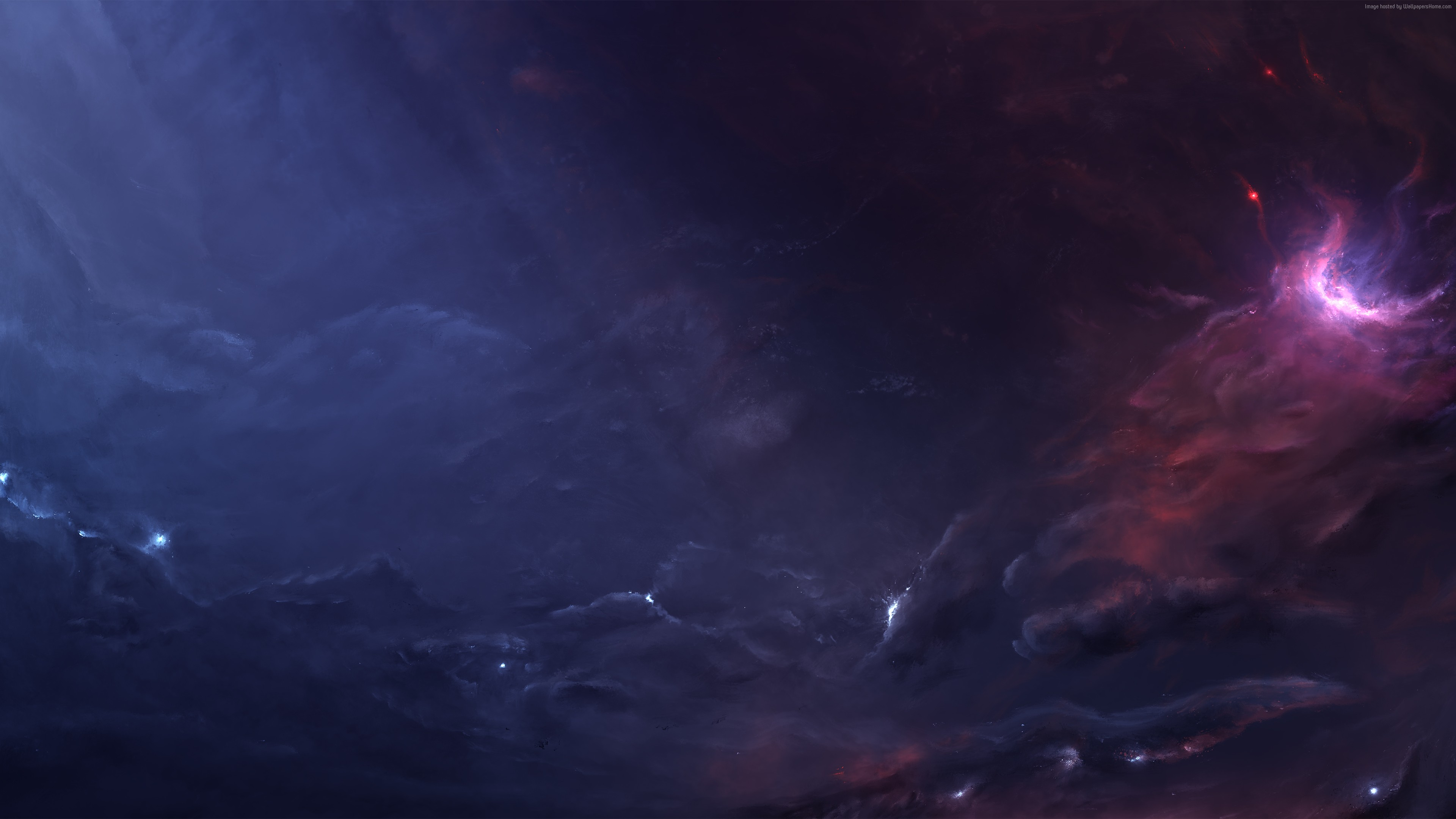 Wallpaper Horsehead Nebula, 8k, Space