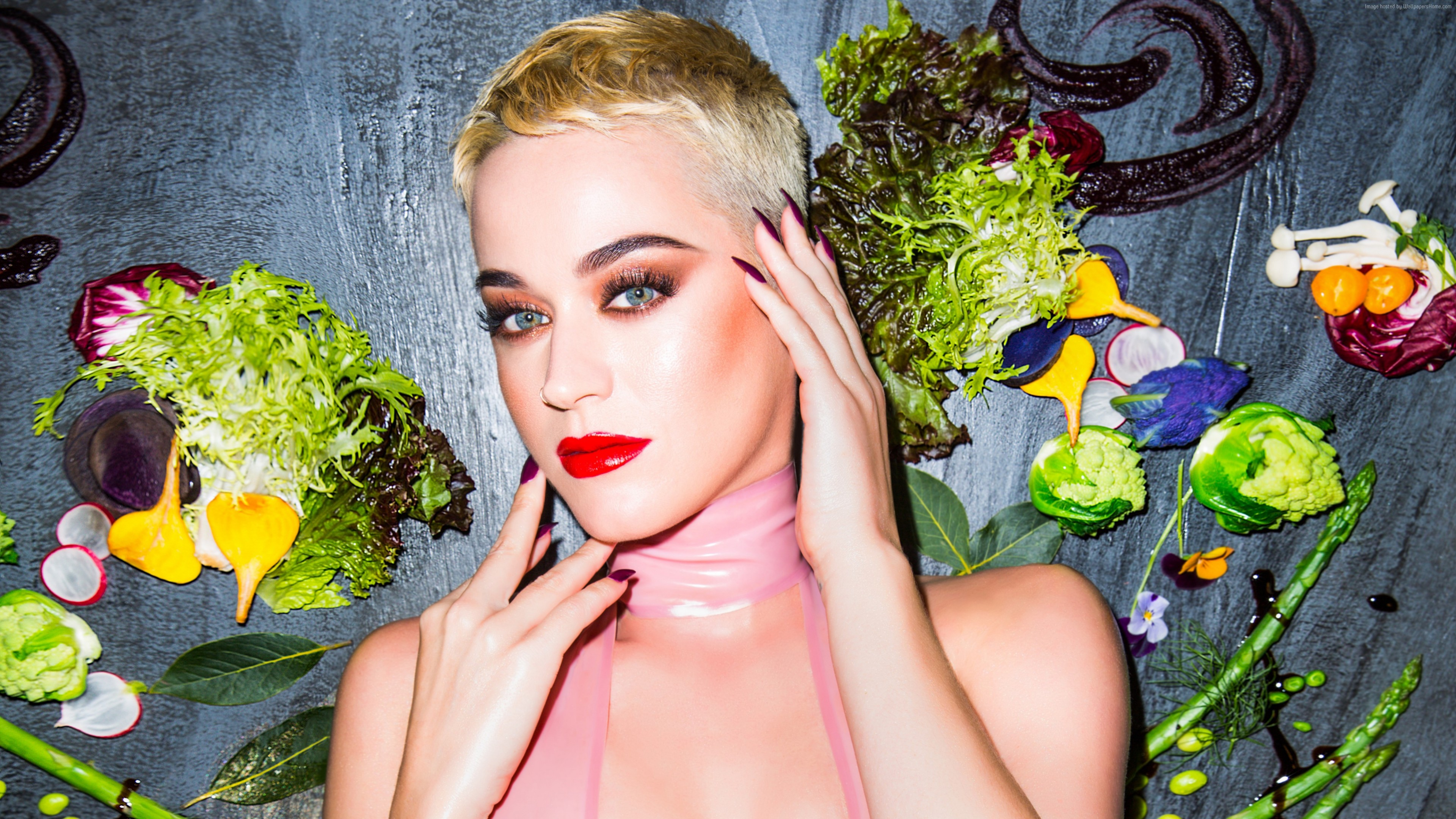 Wallpaper Katy Perry, photo, 5k, Music