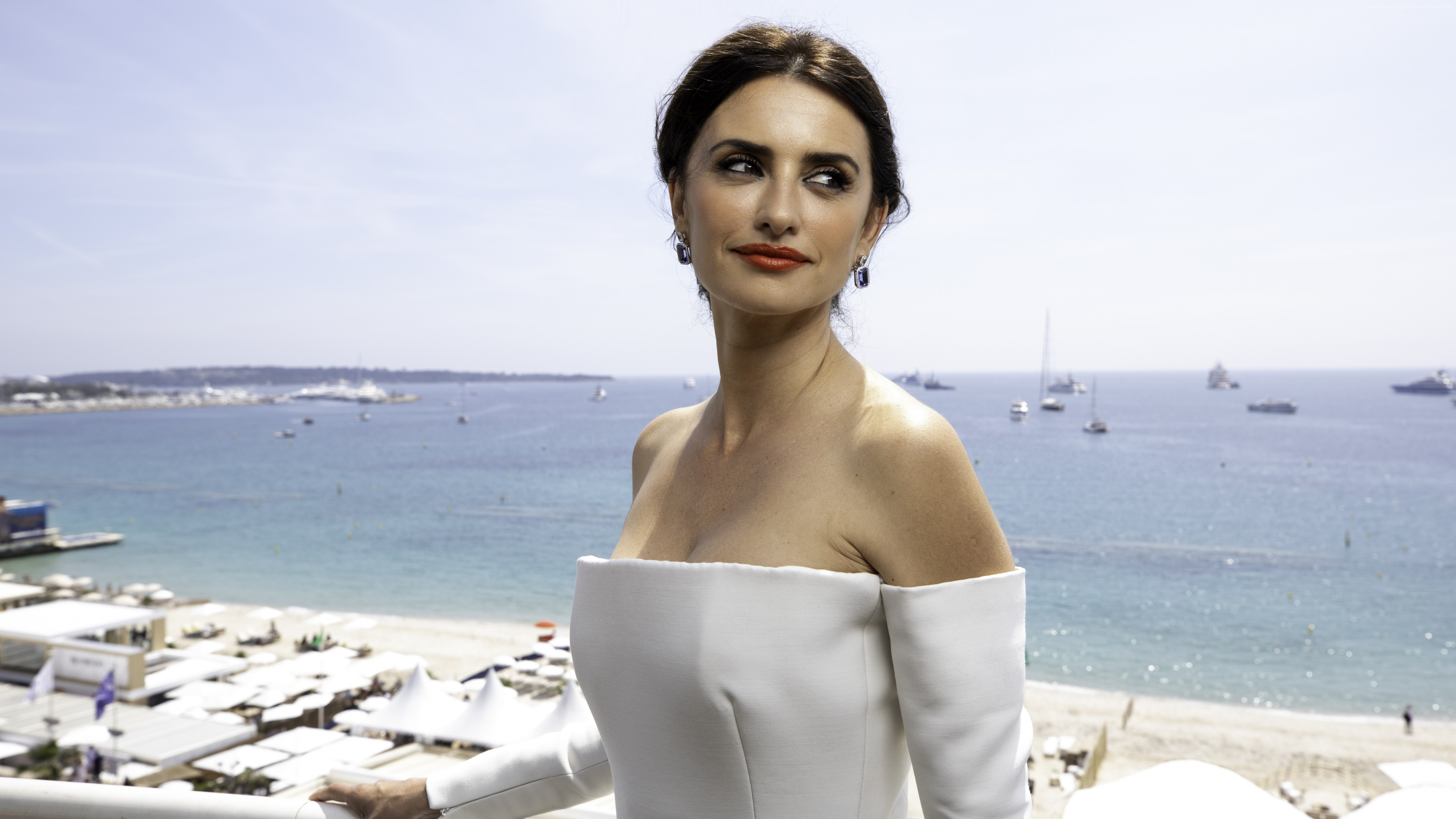 Wallpaper Penelope Cruz, hot, 4K, 6K, Celebrities
