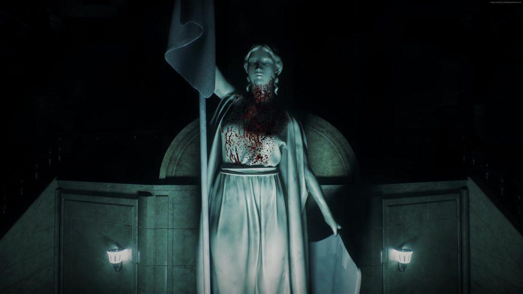 Wallpaper Resident Evil 2 E3 2018 Screenshot 4k Games