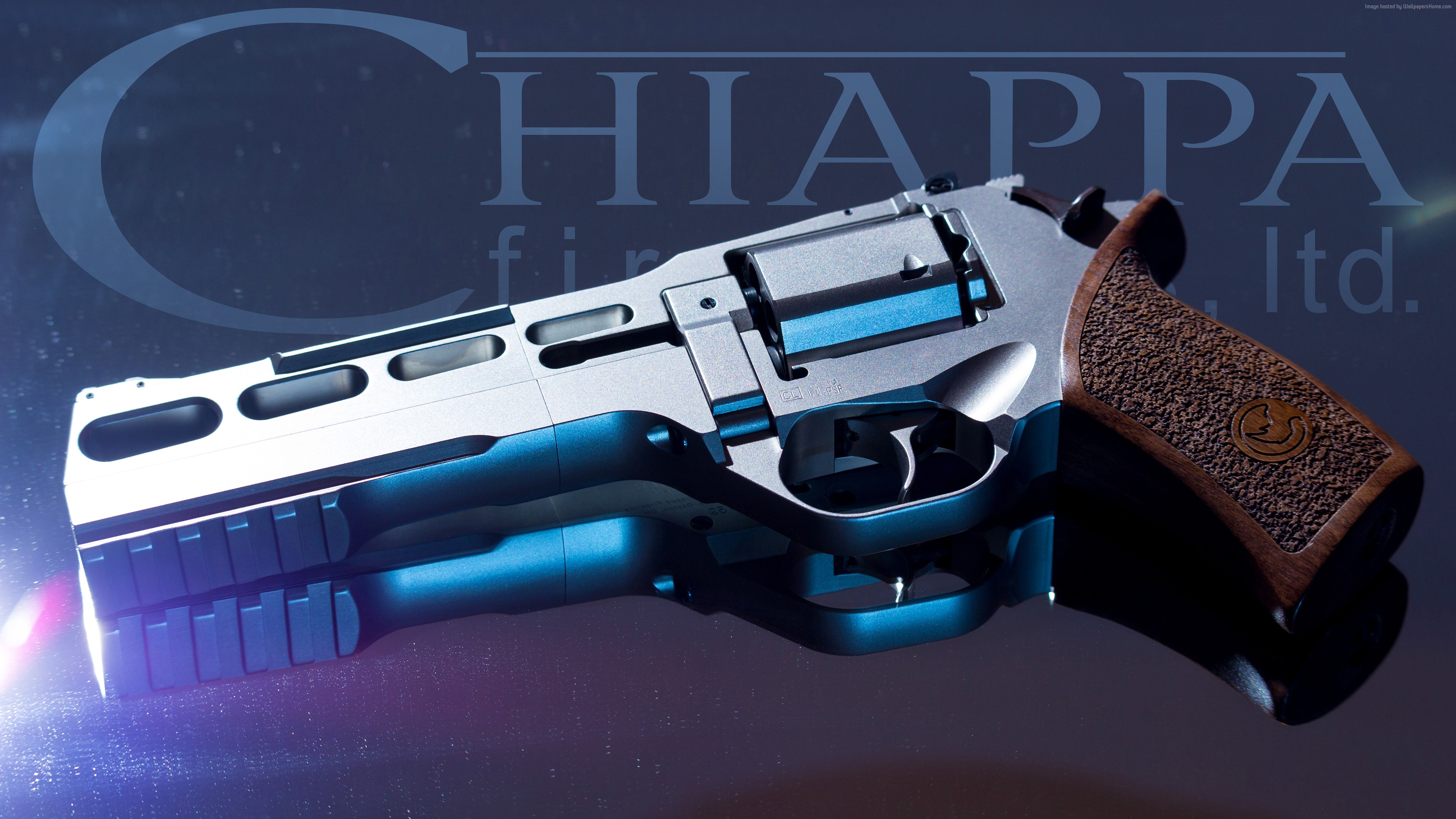 Wallpaper Rhino 60DS, Chiappa Rhino, Revolver, Military